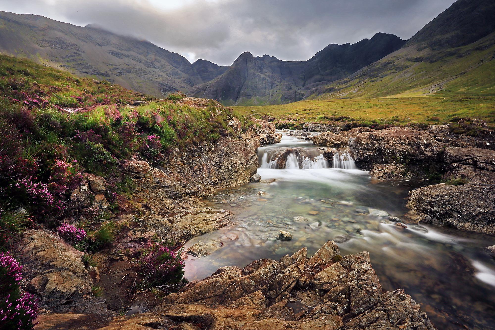Fairy Pools, Isle of Skye, United Kingdom