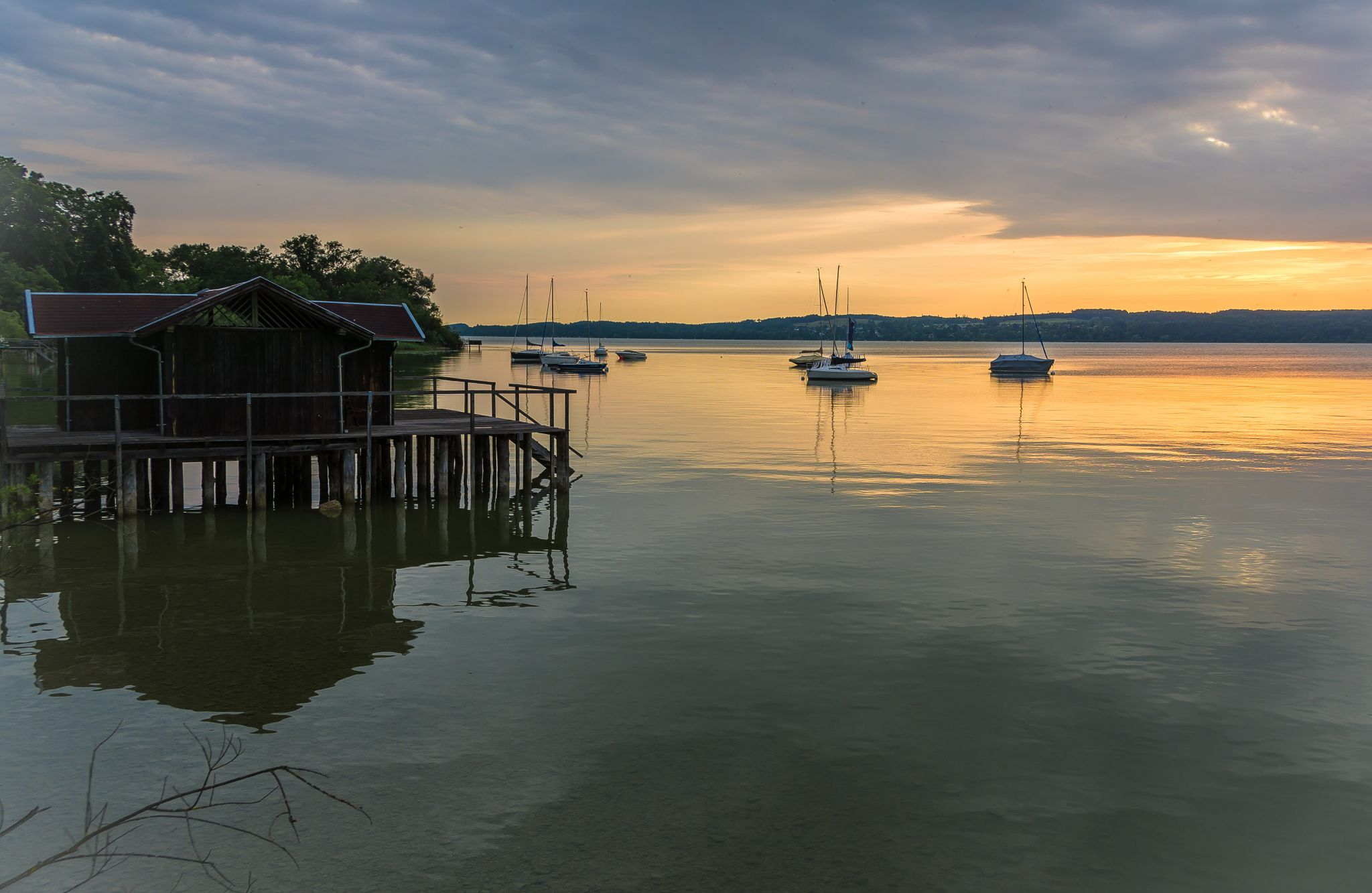 Holzhausen am Ammersee, Germany
