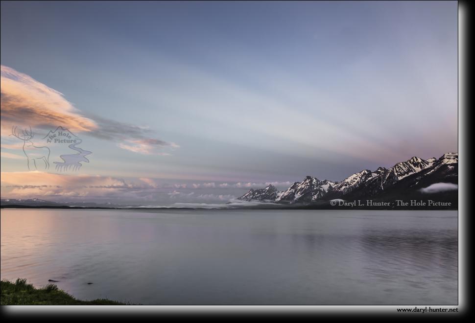 Jackson Lake Overlook, Grand Teton Park, USA