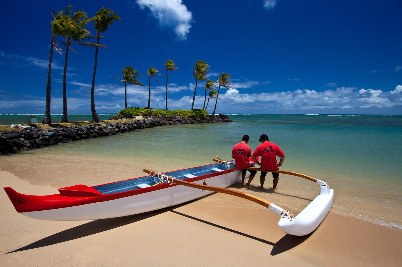 Kahala Resort, Oahu – Hawaii, USA