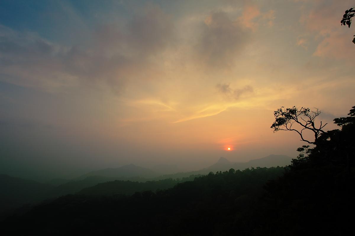 Karadippara View Point, Munnar, India