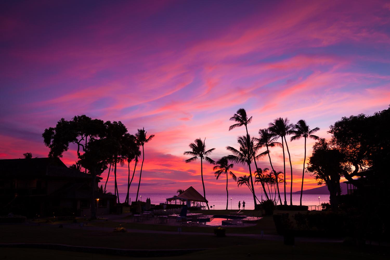 Napili Bay, Maui - Hawaii, USA