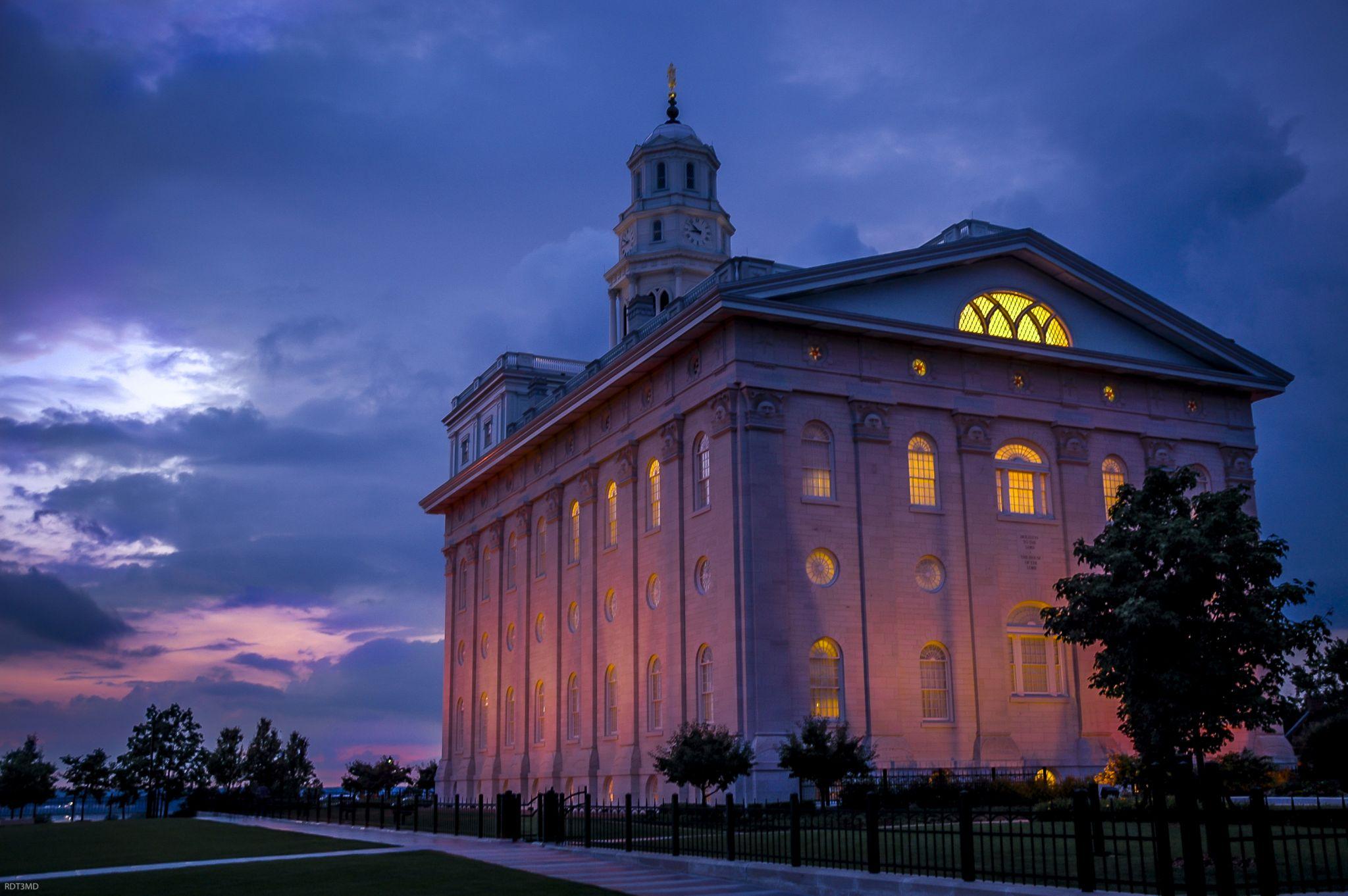 Nauvoo Temple, USA