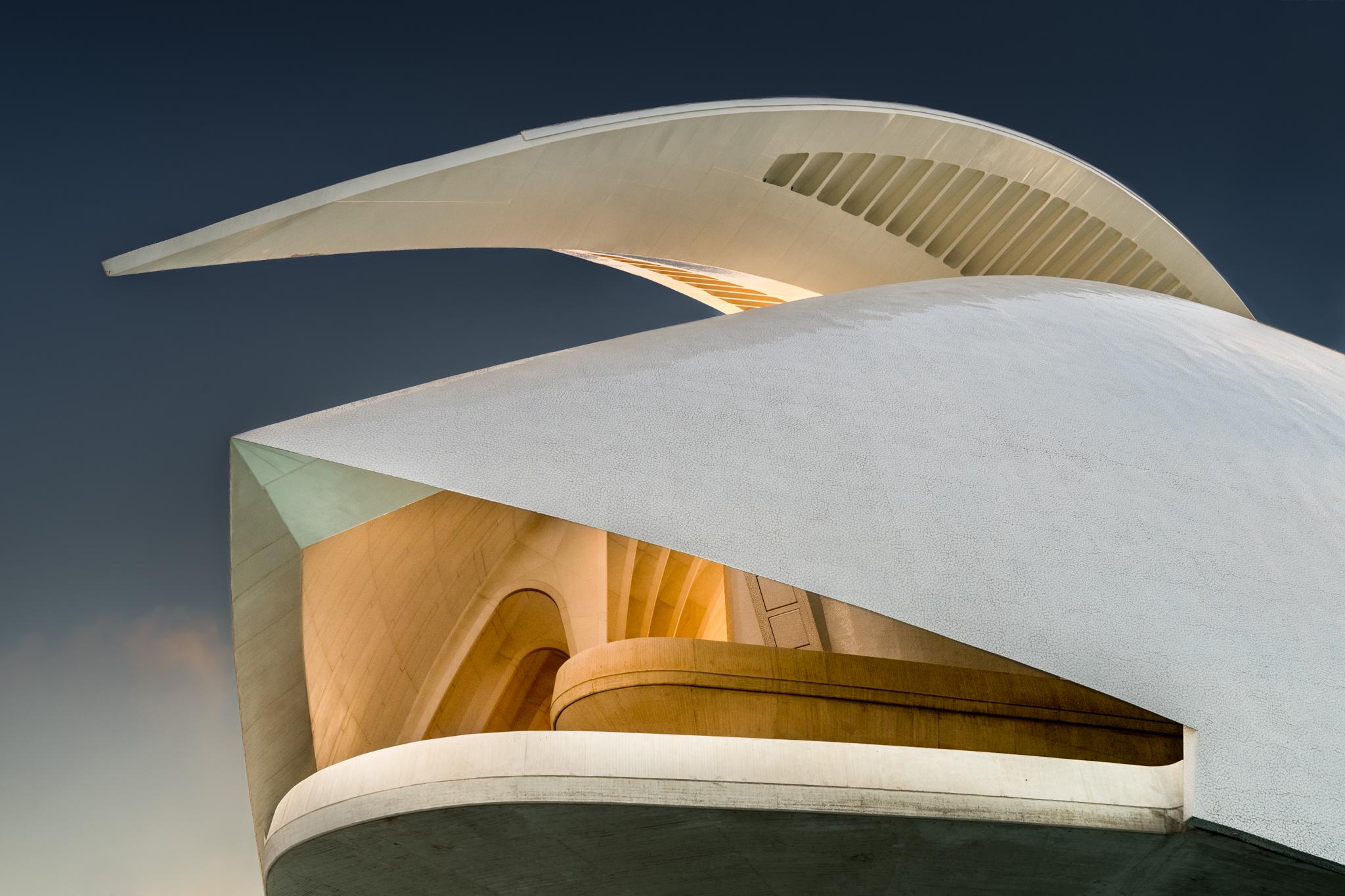 Palau de les Arts Reina Sofia, Spain
