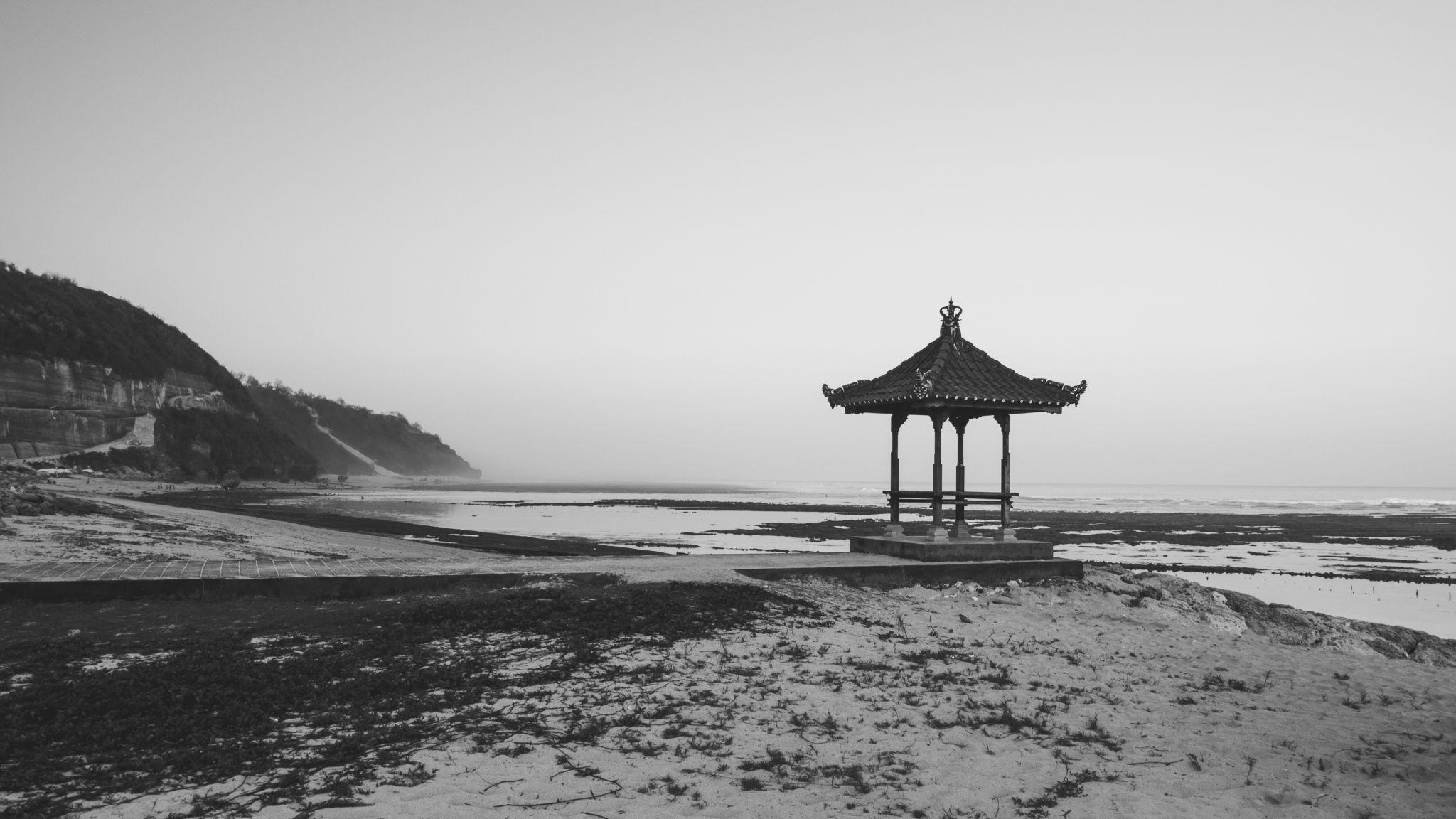 Pandawa Beach - Sanur, Indonesia