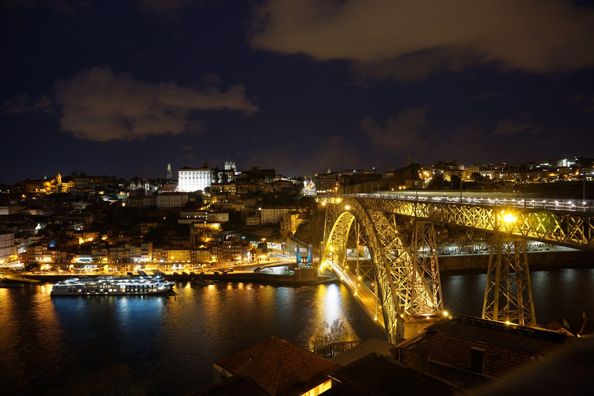 Ponte Luis I, Porto, Portugal