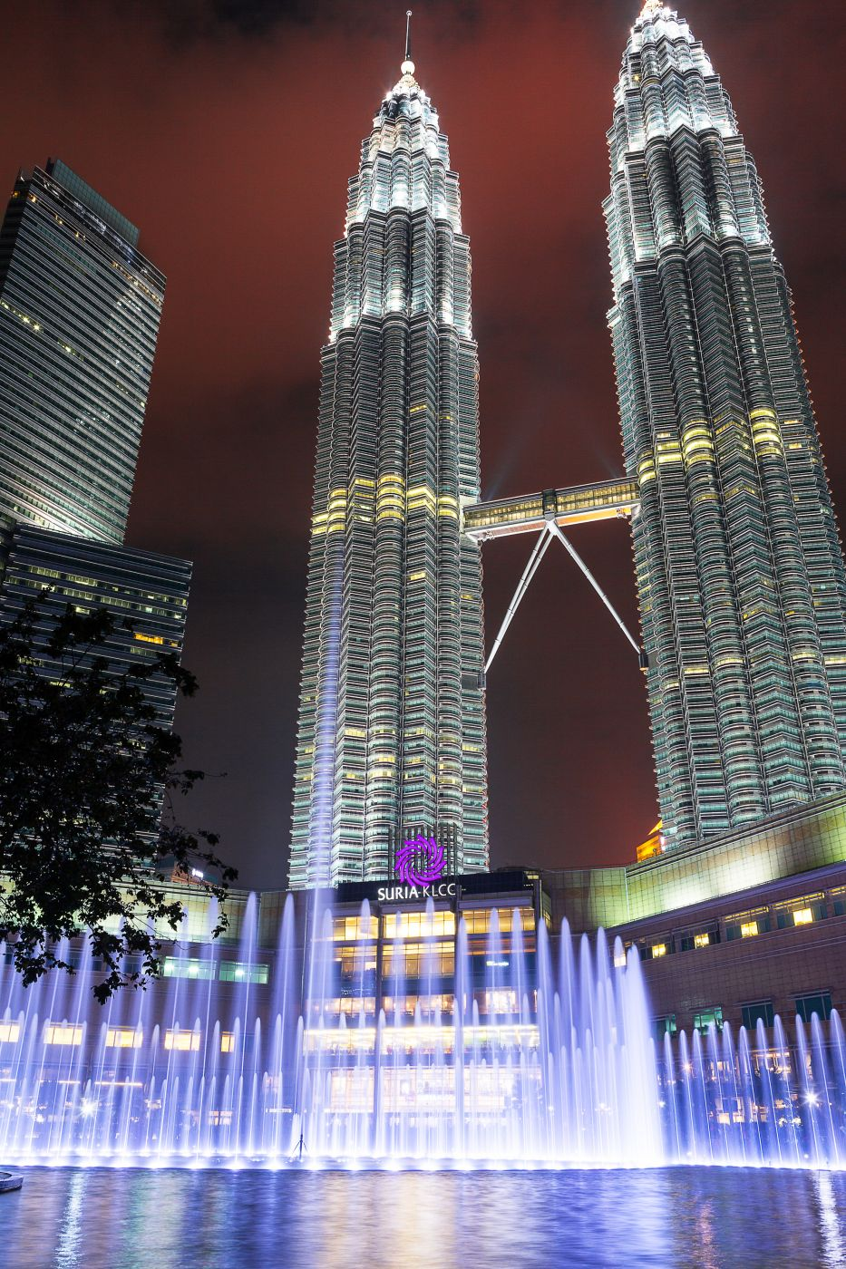 KLCC Park at Petronas Twin Towers, Malaysia