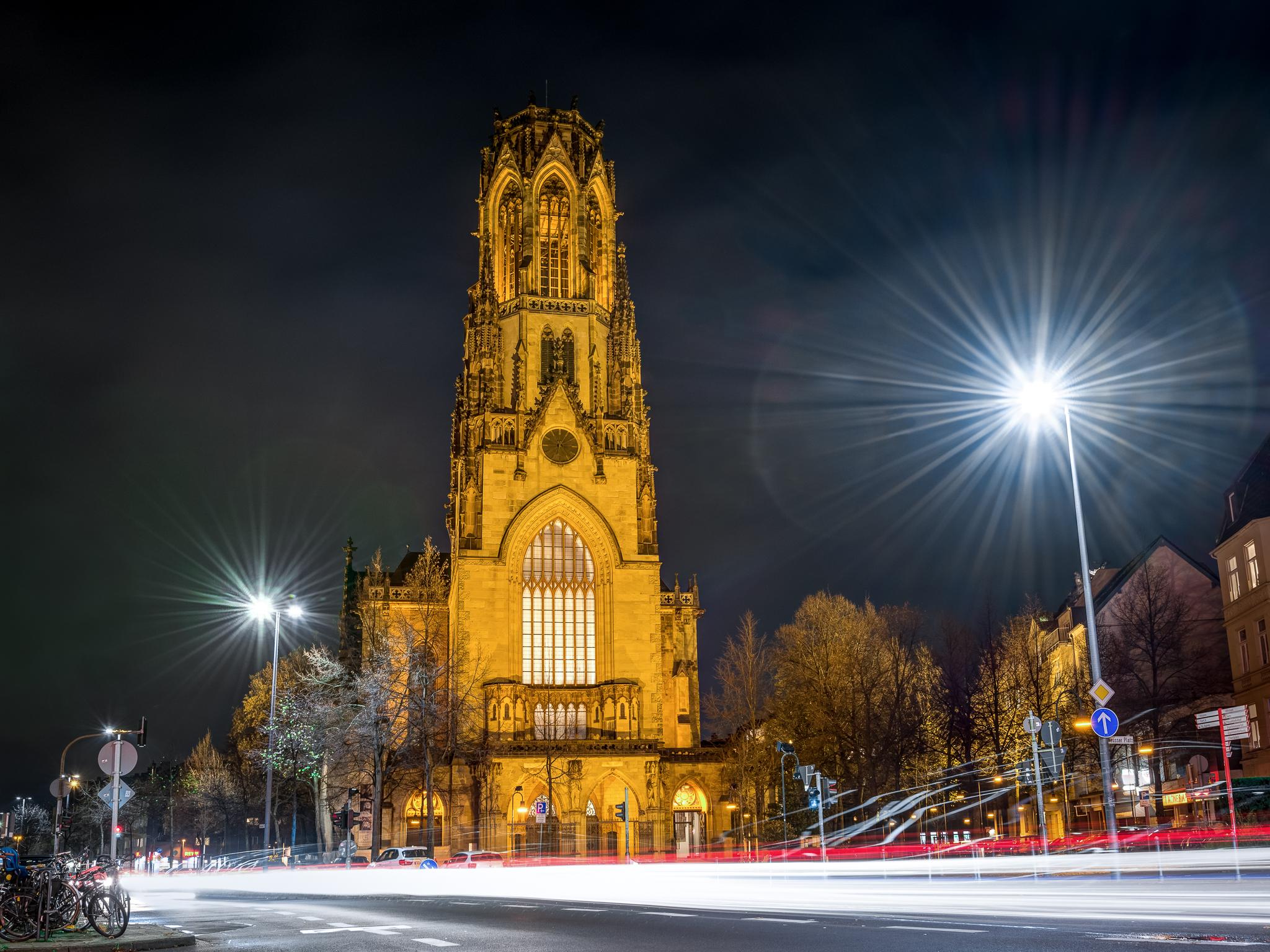 St. Agnes Church, Germany