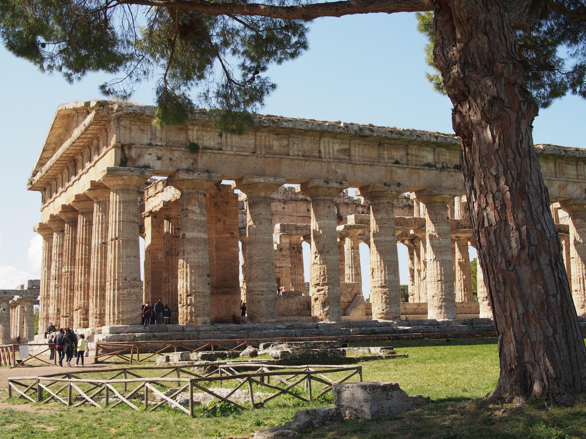 Ancient Ruins, Italy
