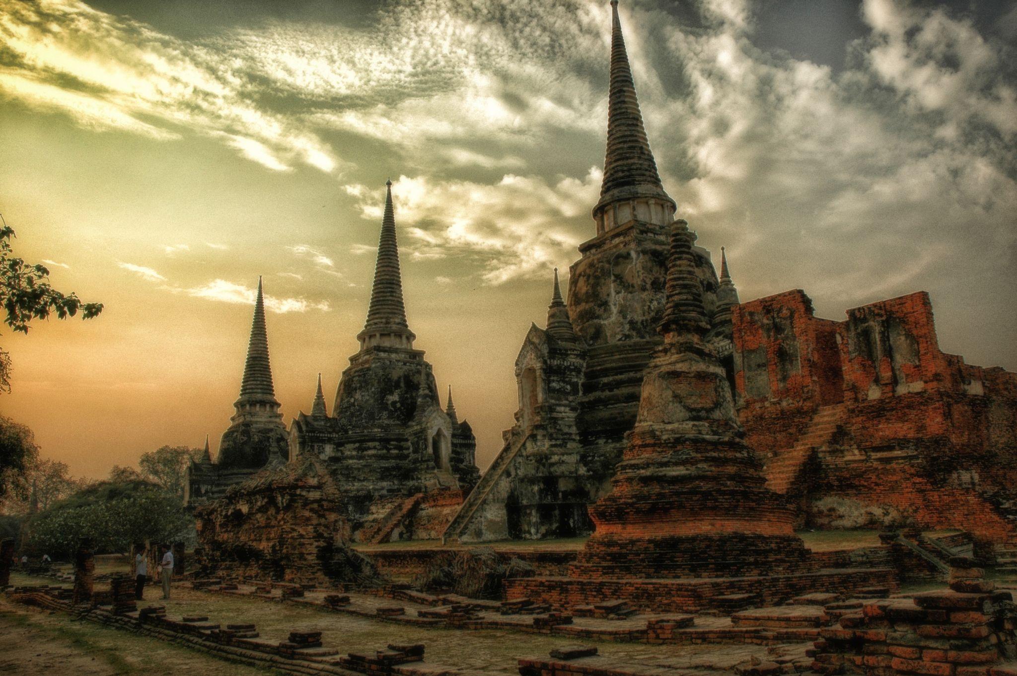 Ayutthaya Ancient City, Thailand