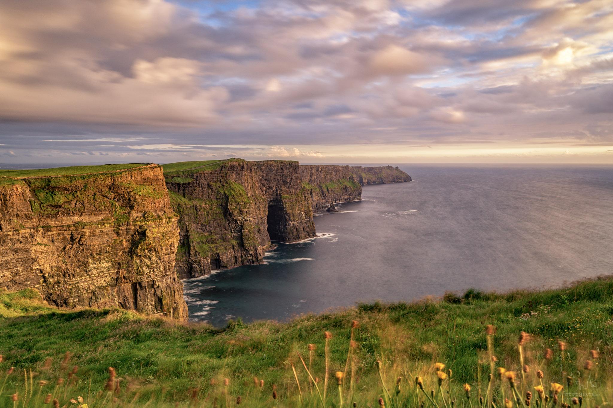 Cliffs of Moher view, Ireland