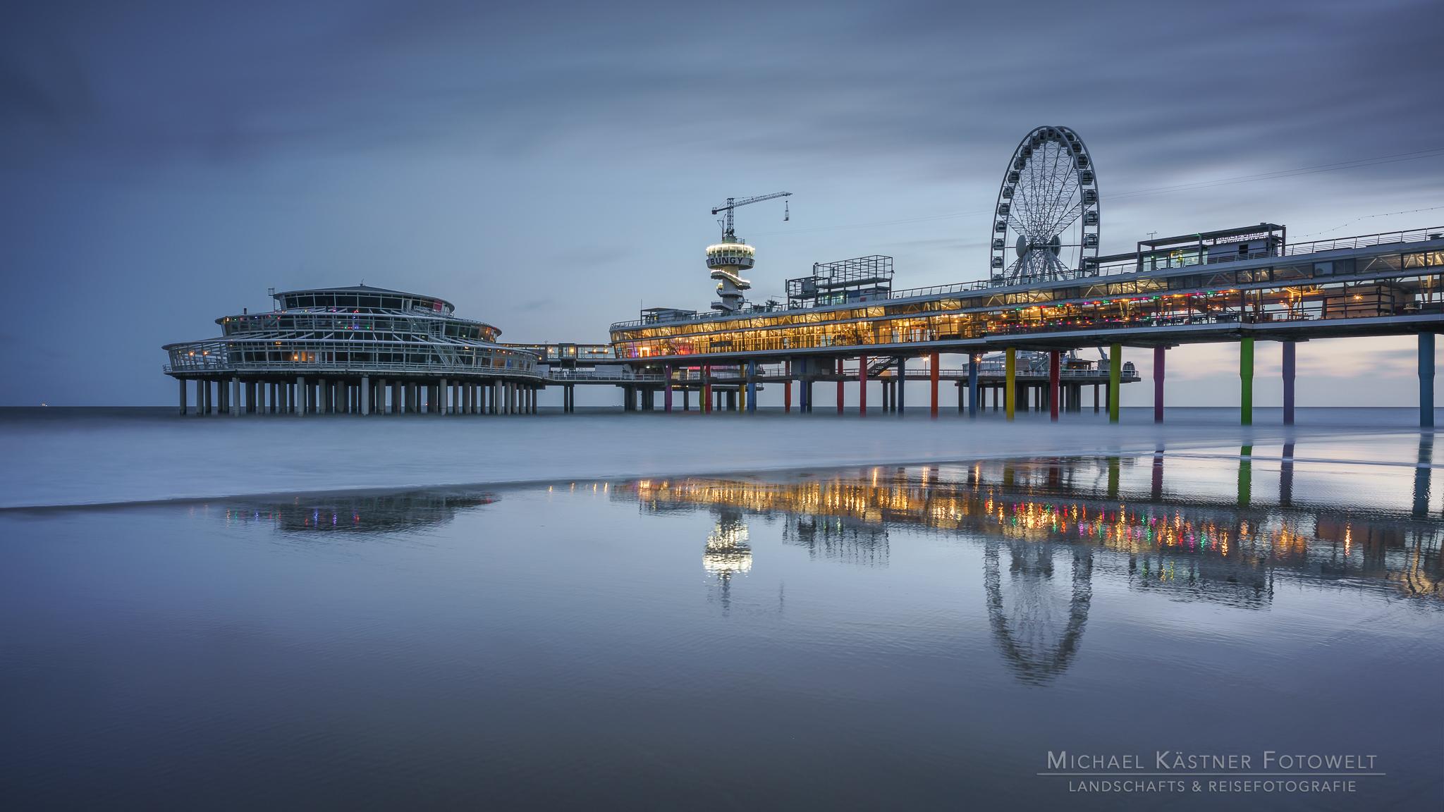 De Pier Scheveningen, Netherlands