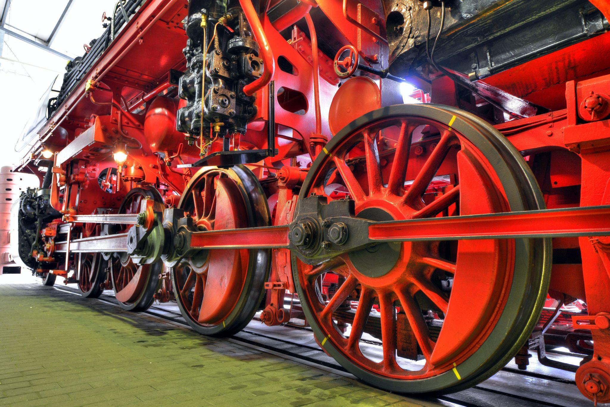 Eisenbahnmuseum Bochum, Germany