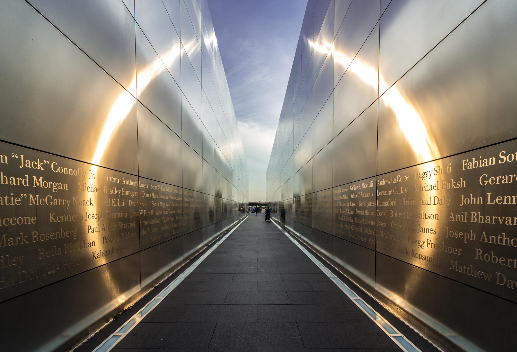 Empty Sky Memorial, USA
