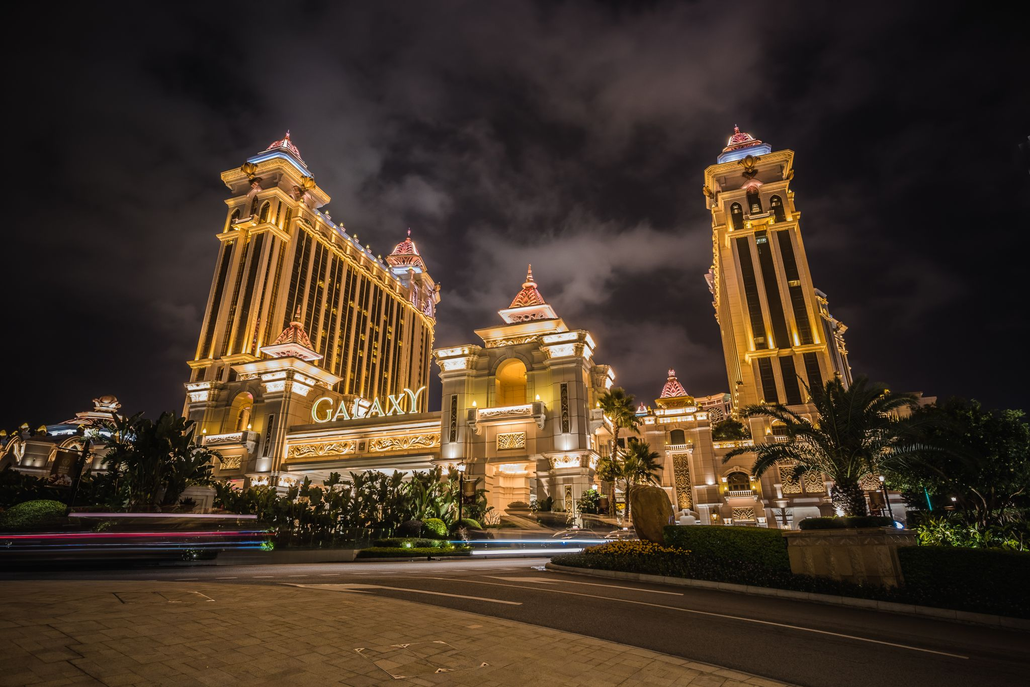 Macau, asia's las vegas, is packed with casinos, culture and tasty food