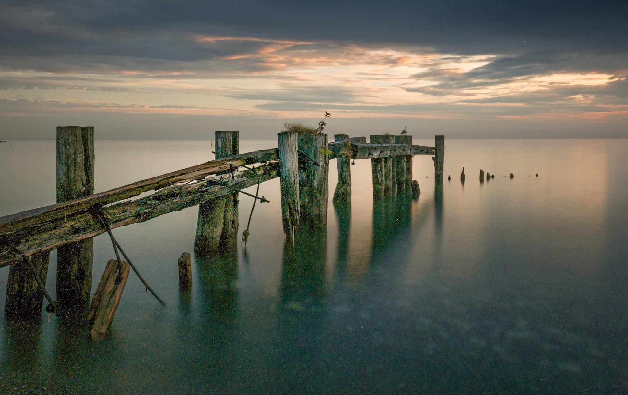 Kelson beach,Grimsby,Ontario, Canada