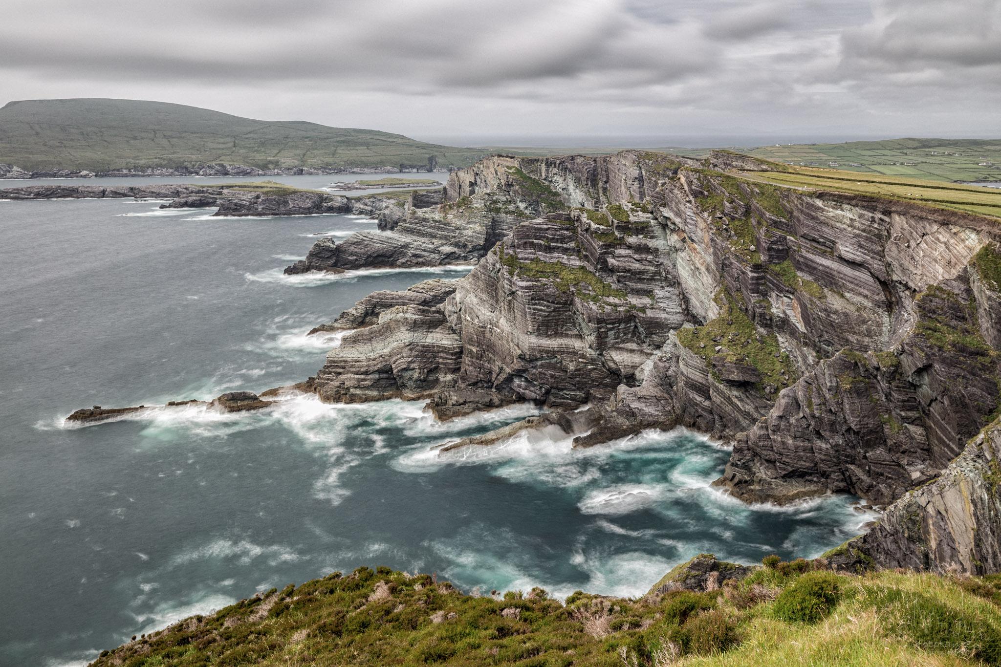 Kerry cliffs, Ireland