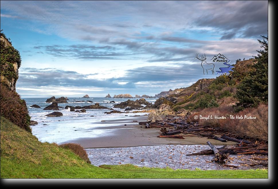 Lone Beach, Brookings Oregon, USA