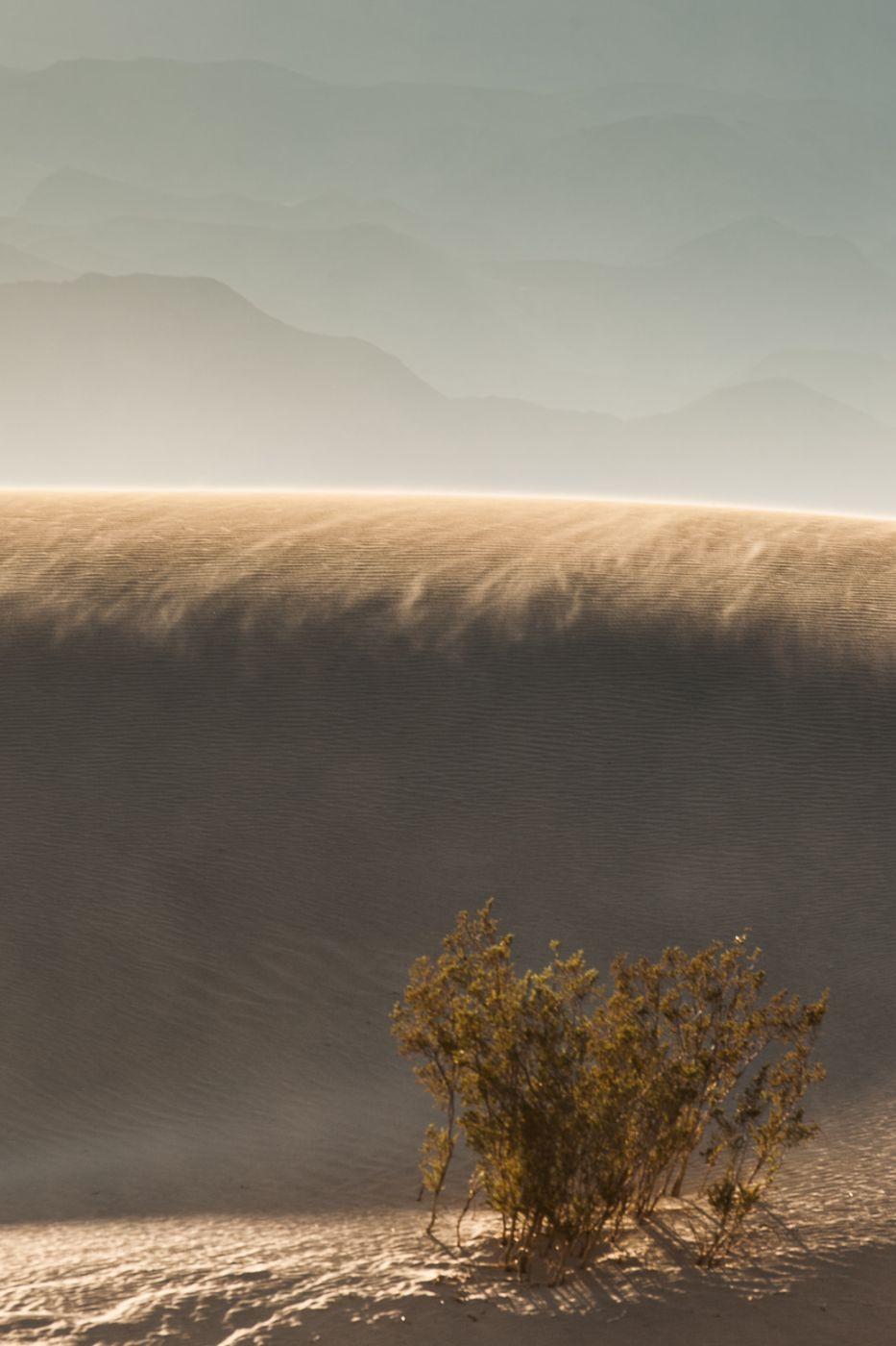Mesquite Flat Sand Dunes, USA