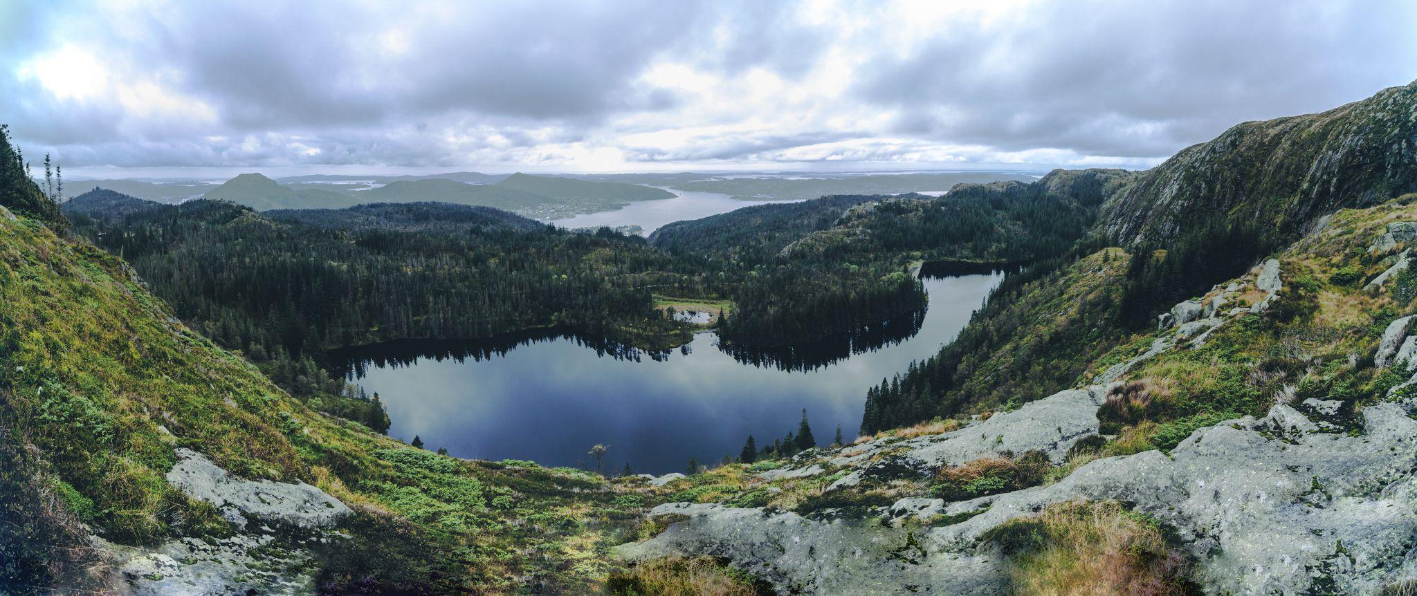 Rundemanen, Norway