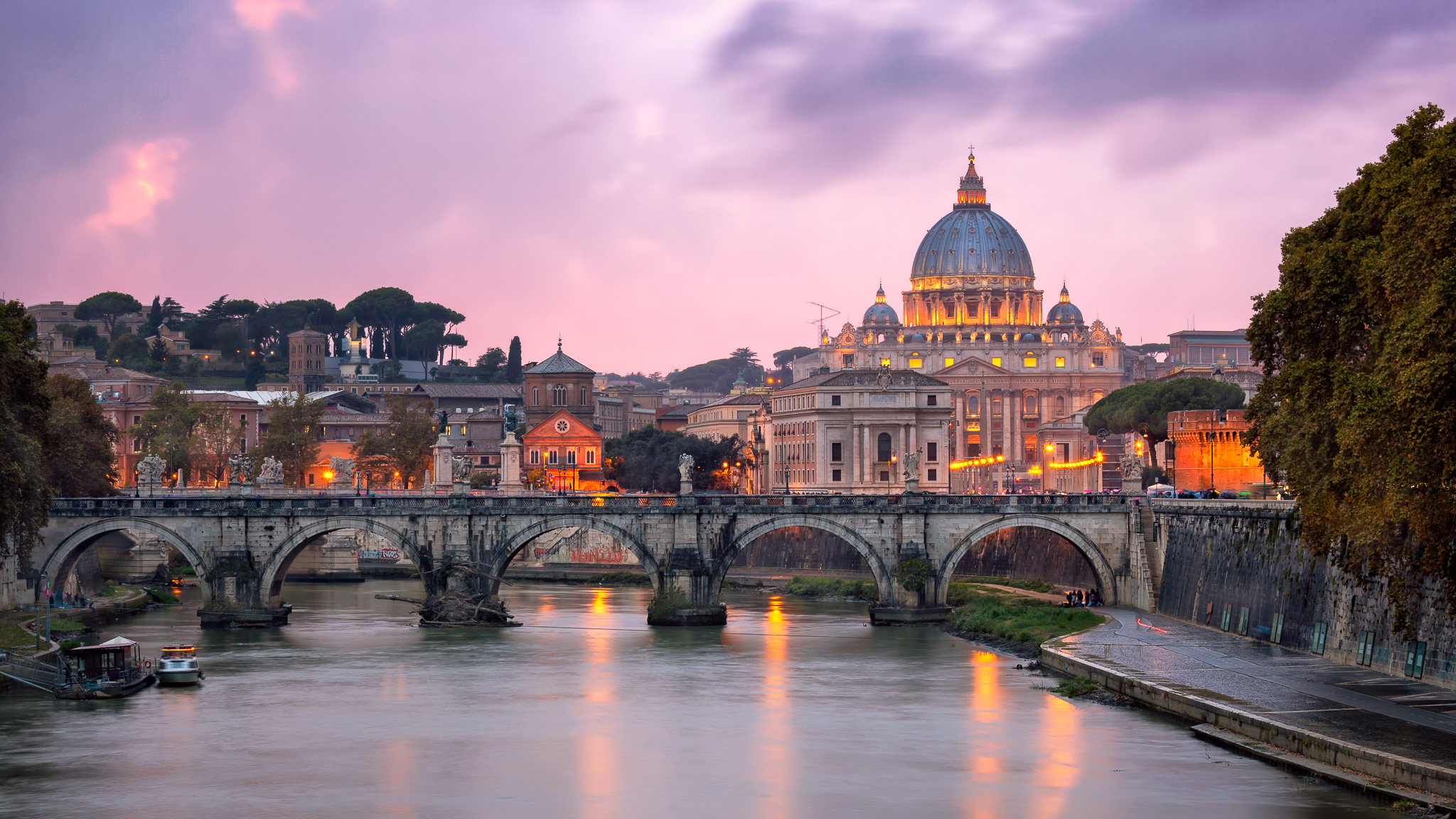 Saint Peter Cathedral, Rome, Vatican City State