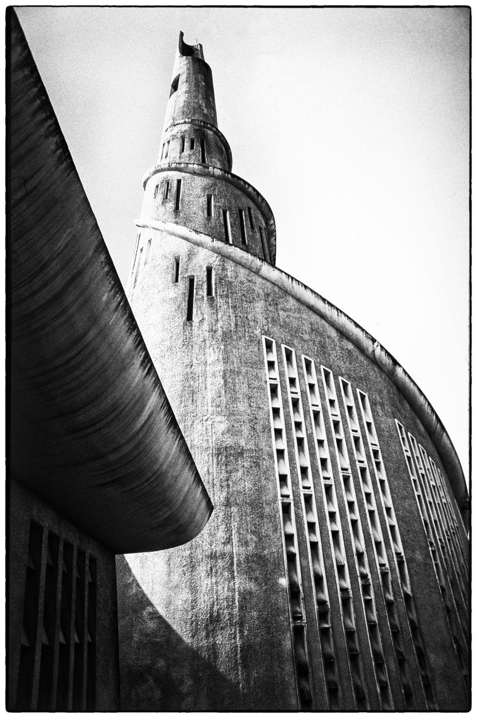 Sanctuaire Marial d'Abidjan, Cote d'Ivoire