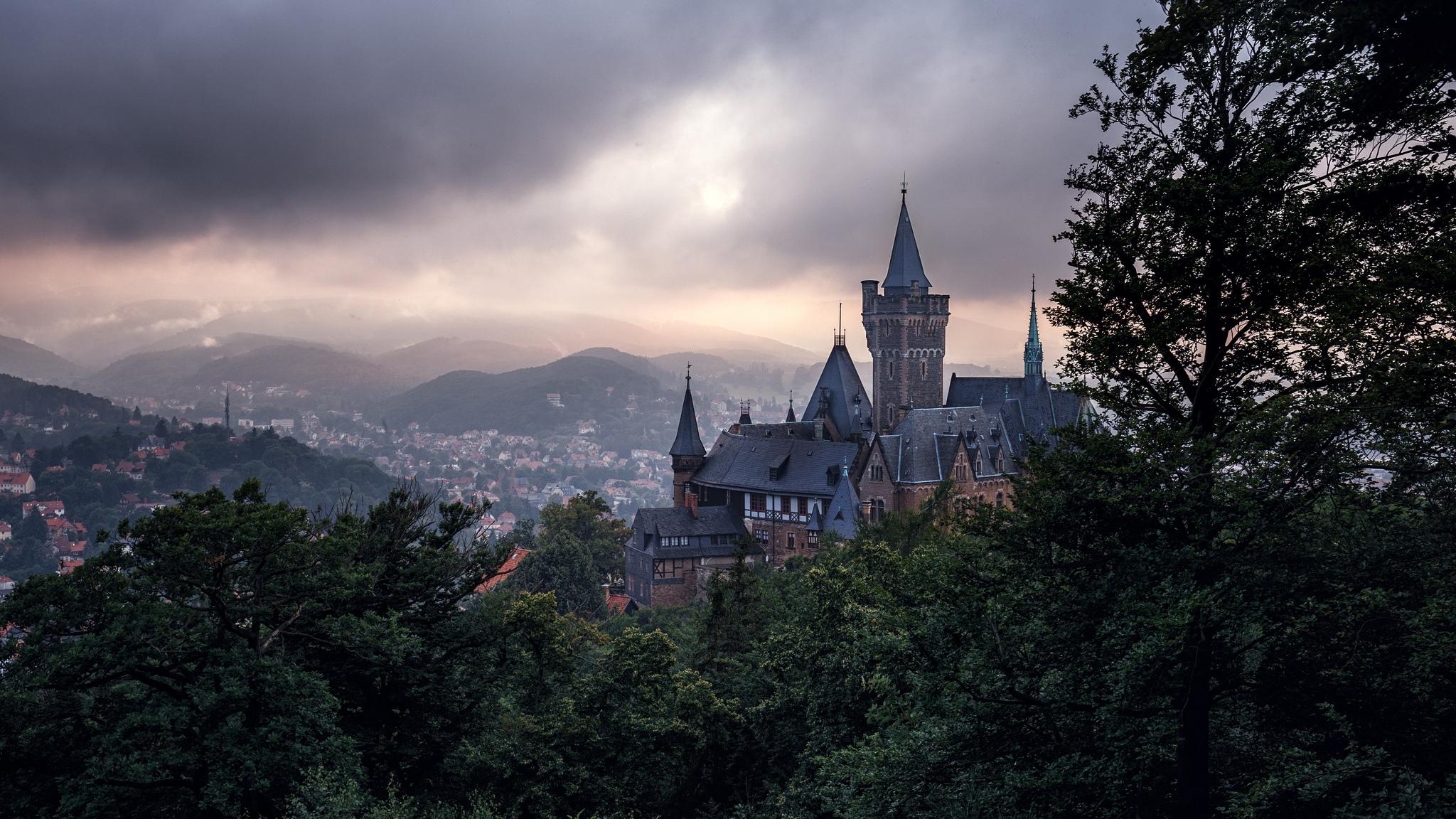 Schloss Wernigerode, Germany