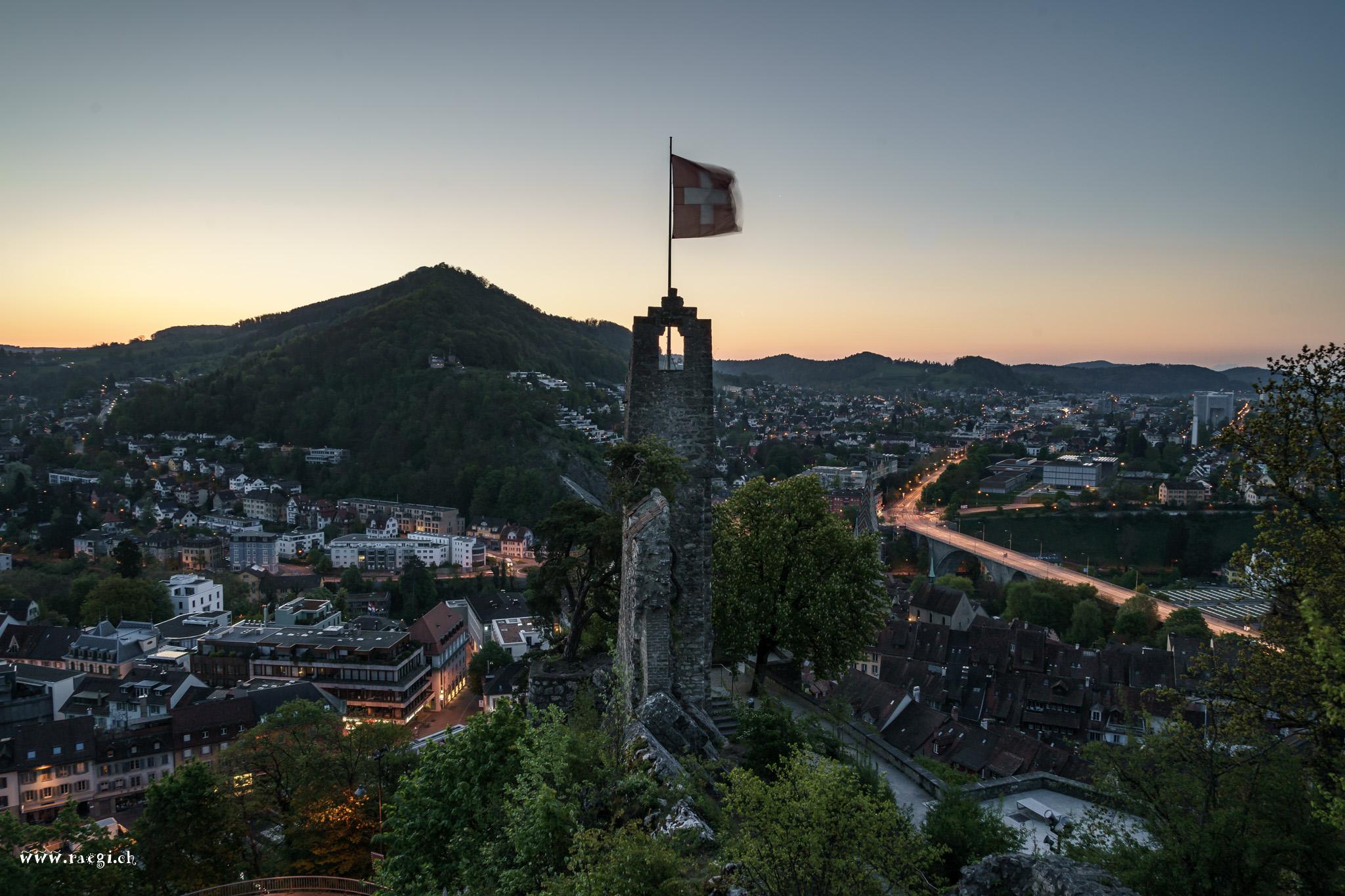 Schlossruine Stein, Switzerland