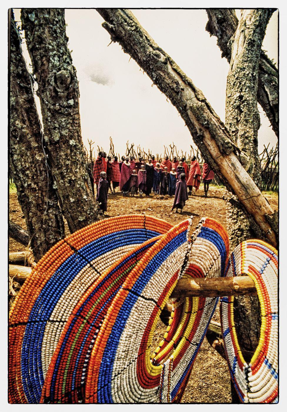 Serengeti - Massai tribe, Tanzania