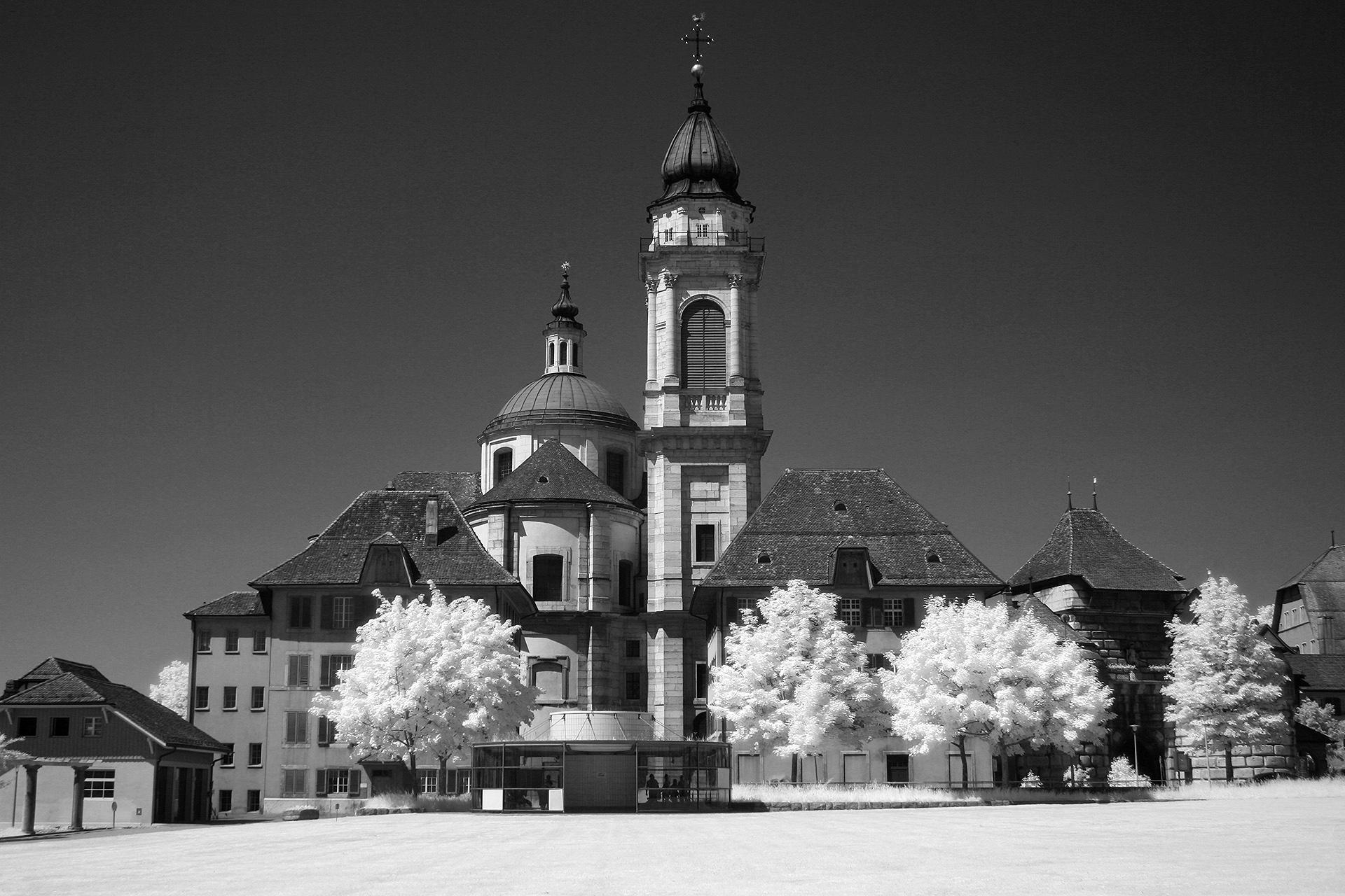 St. Ursaine Cathedral, Switzerland