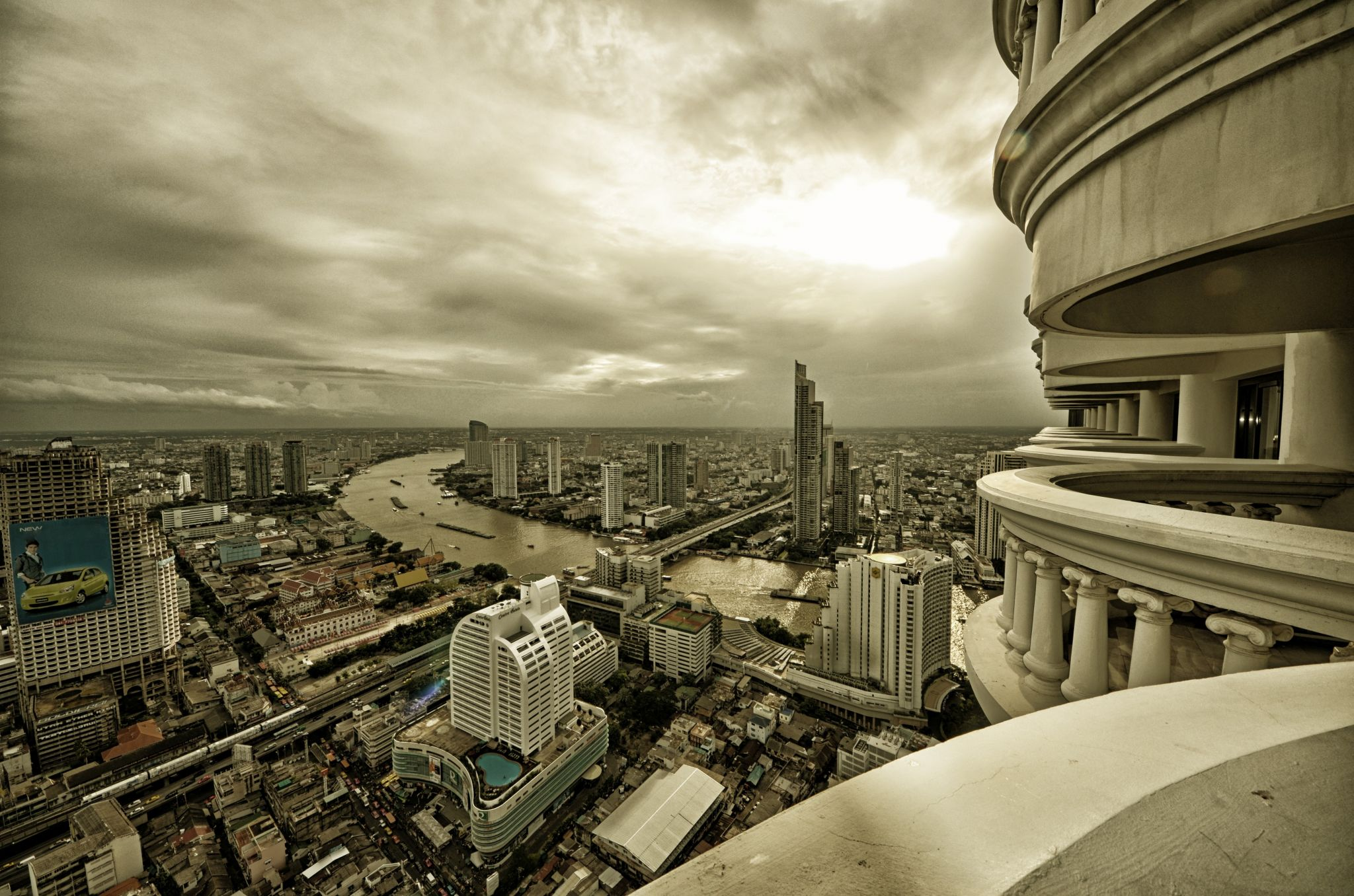 State Tower - The Lebua, Thailand