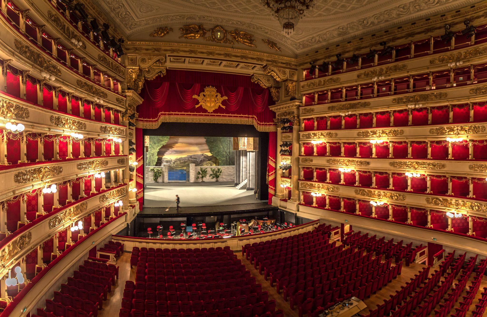 Teatro alla Scala, Italy