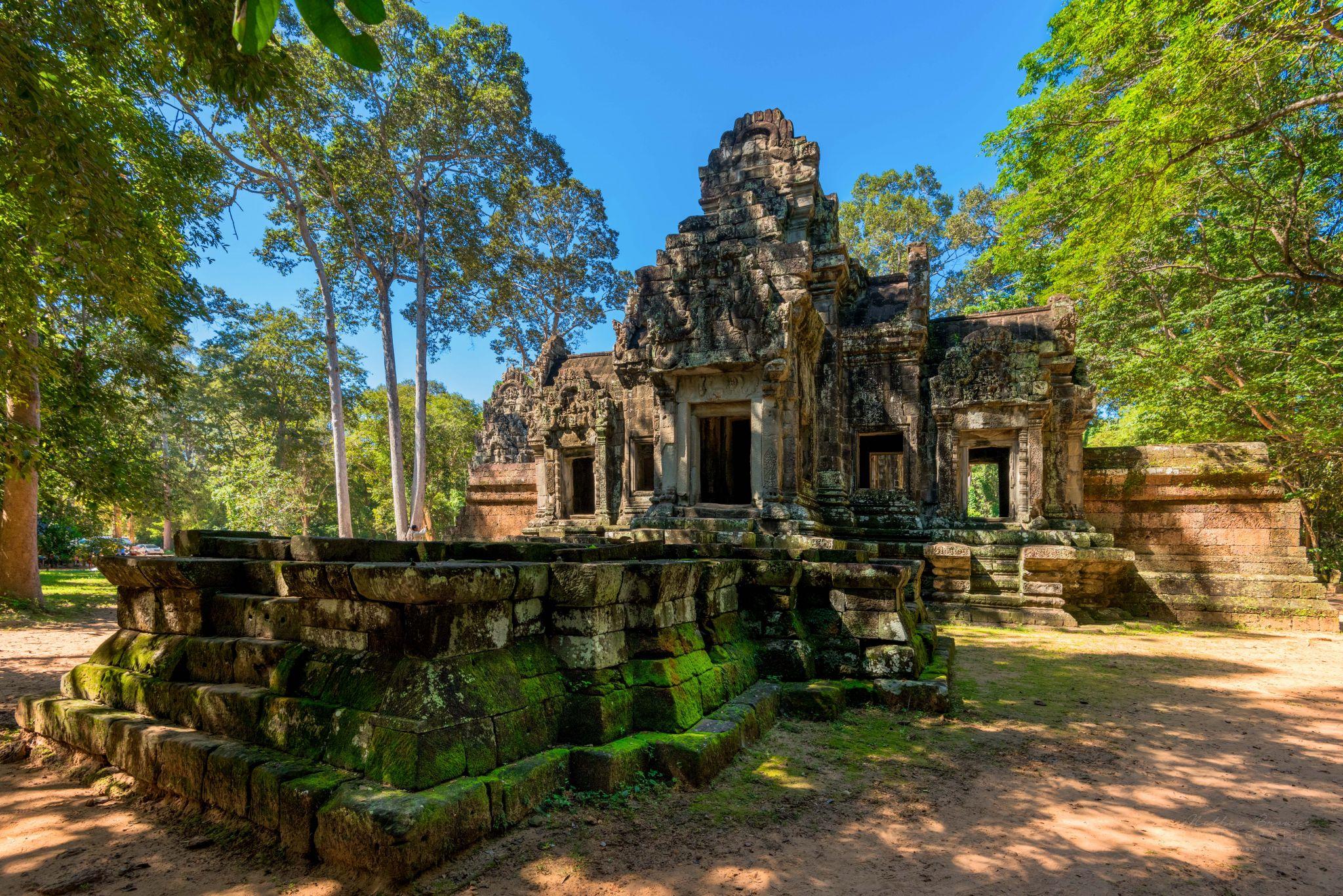Thommanon, Cambodia