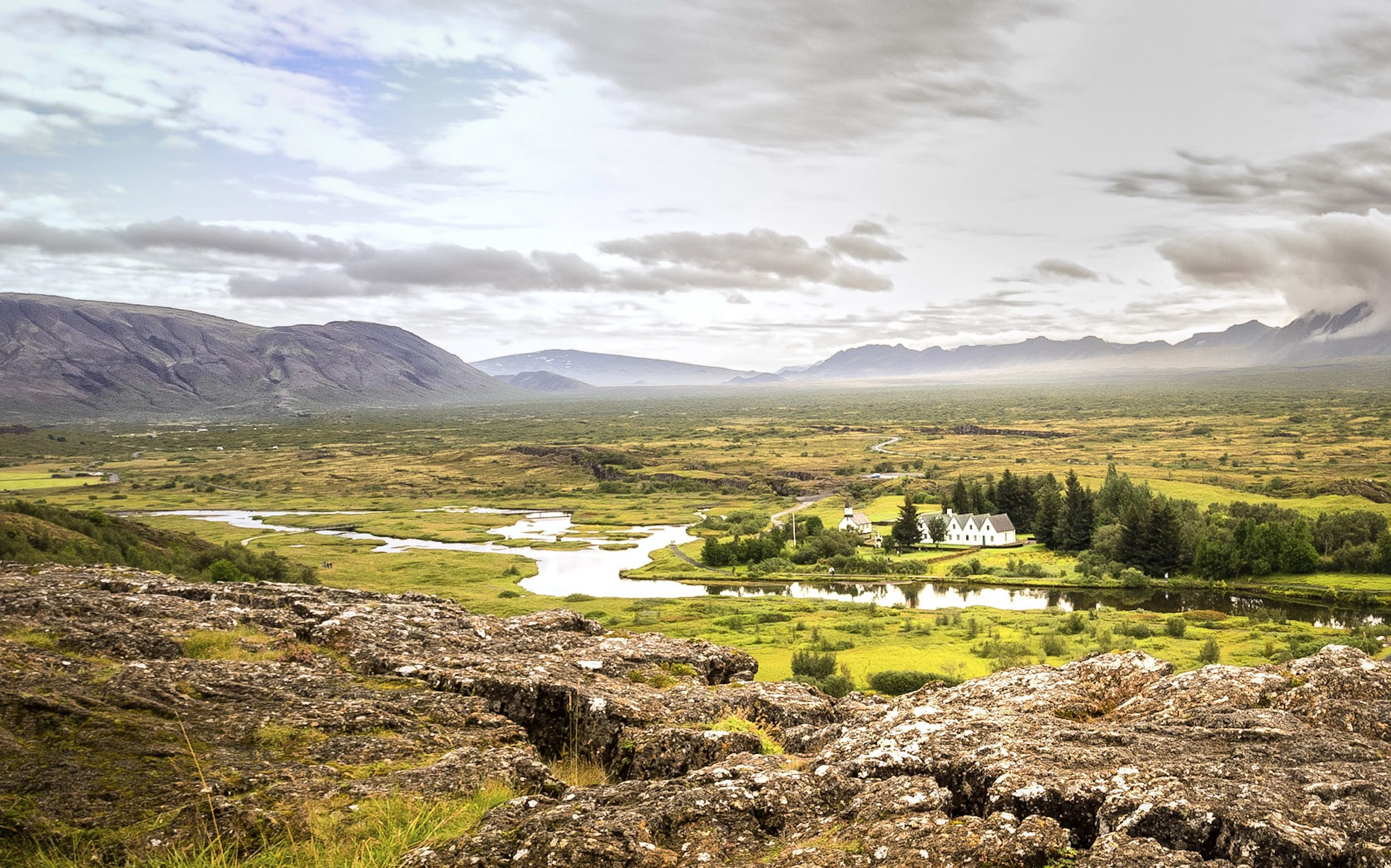 Althing,Thingvellir,Iceland, Iceland