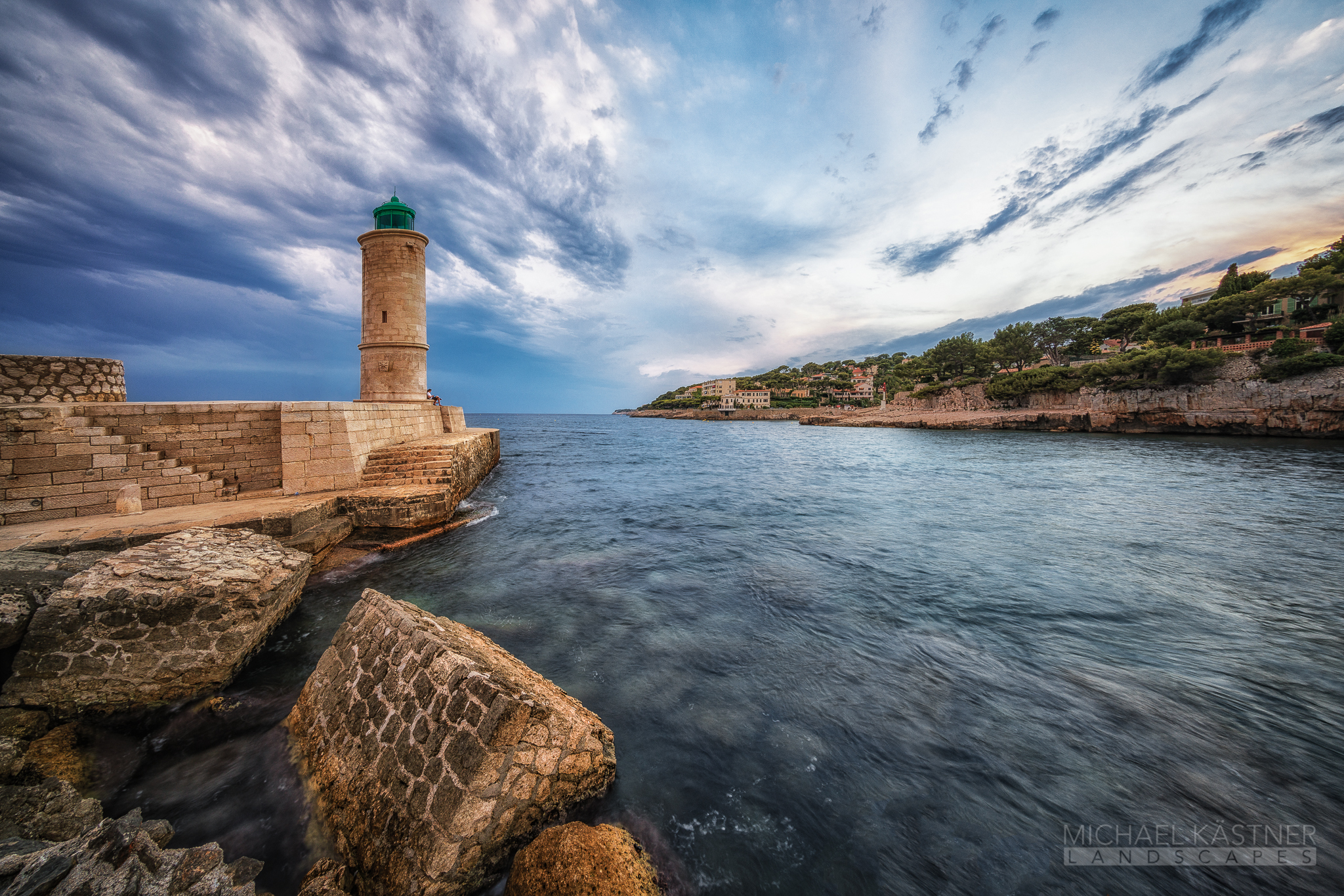 Cassis Lighthouse, France