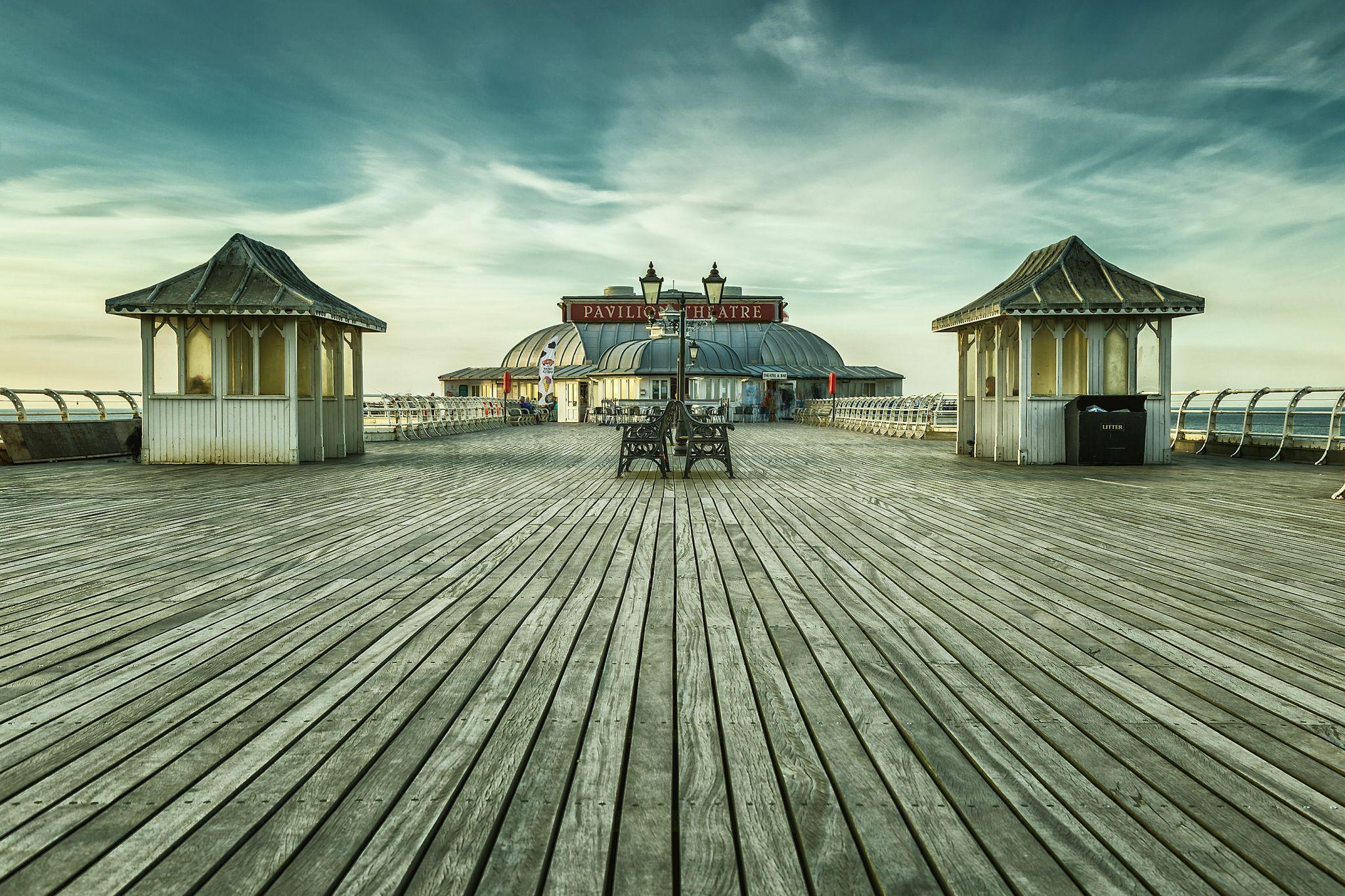 Cromer Pier, United Kingdom