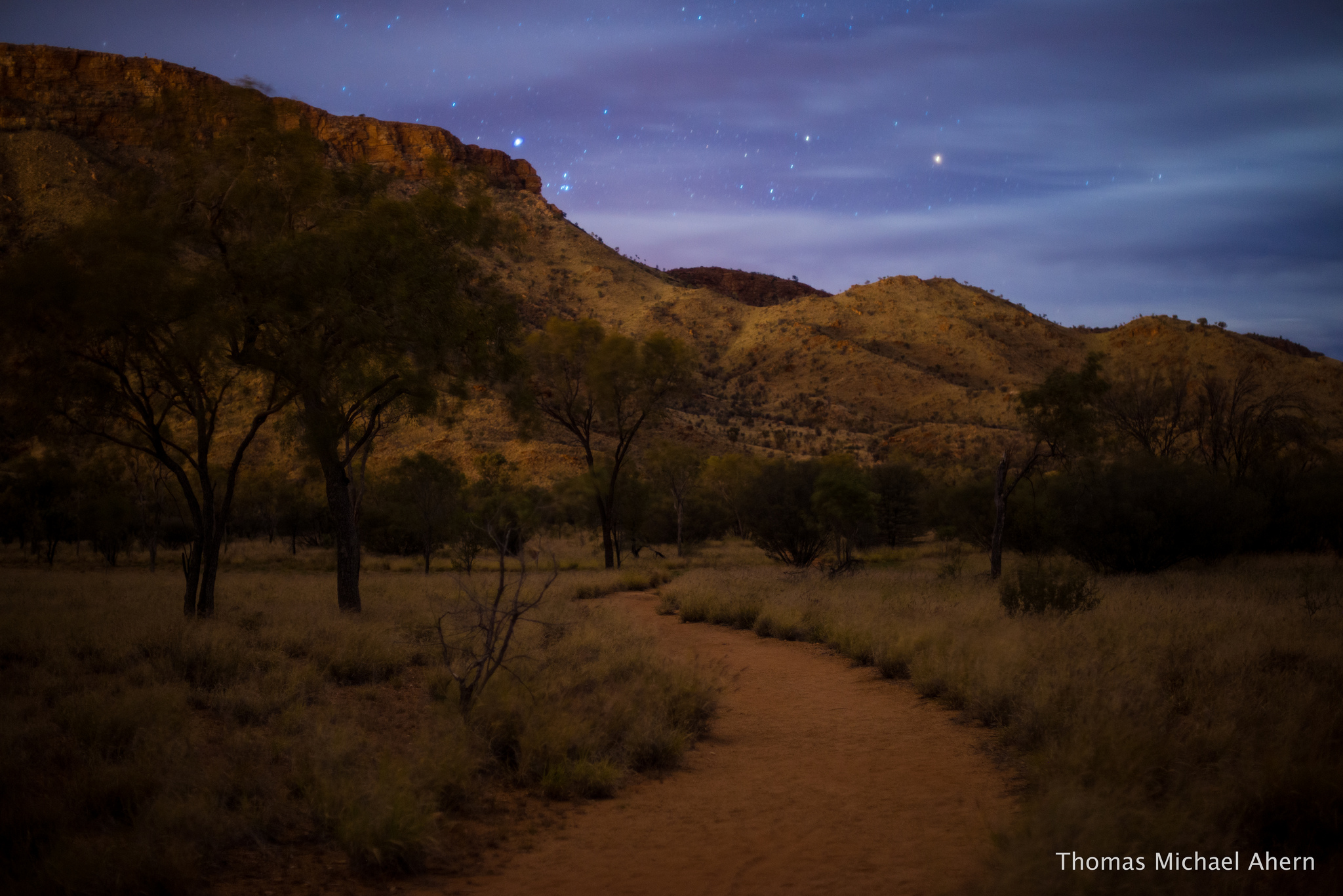 Flynn's Grave trail, Australia