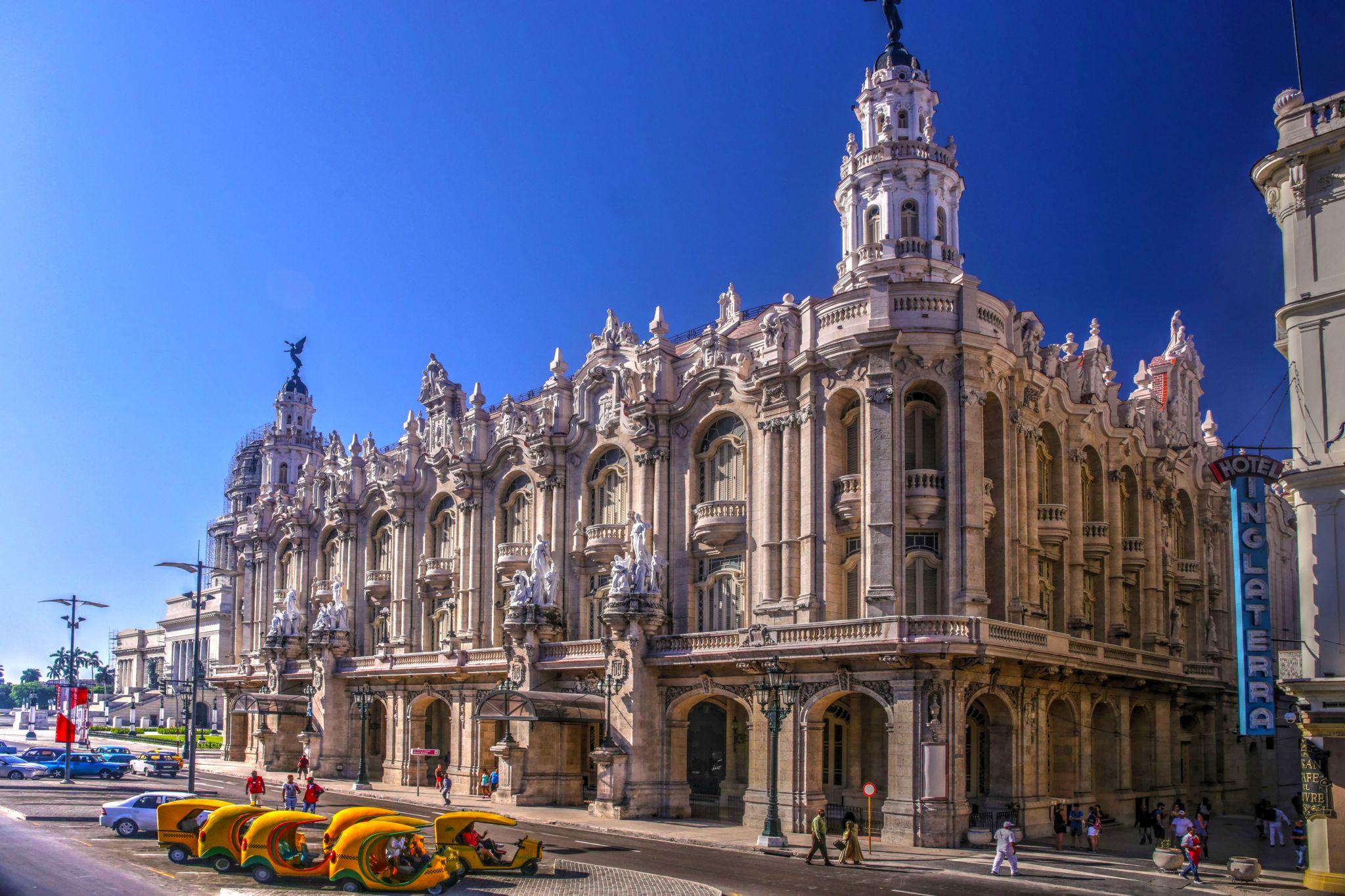 Great Theatre of Havana, Cuba, Cuba