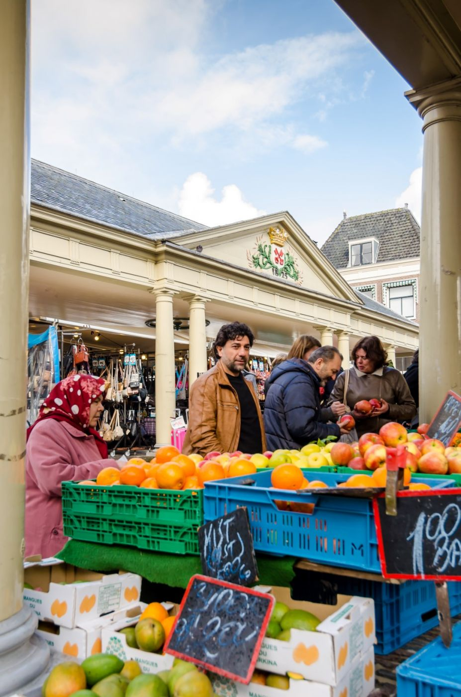 Market, Netherlands