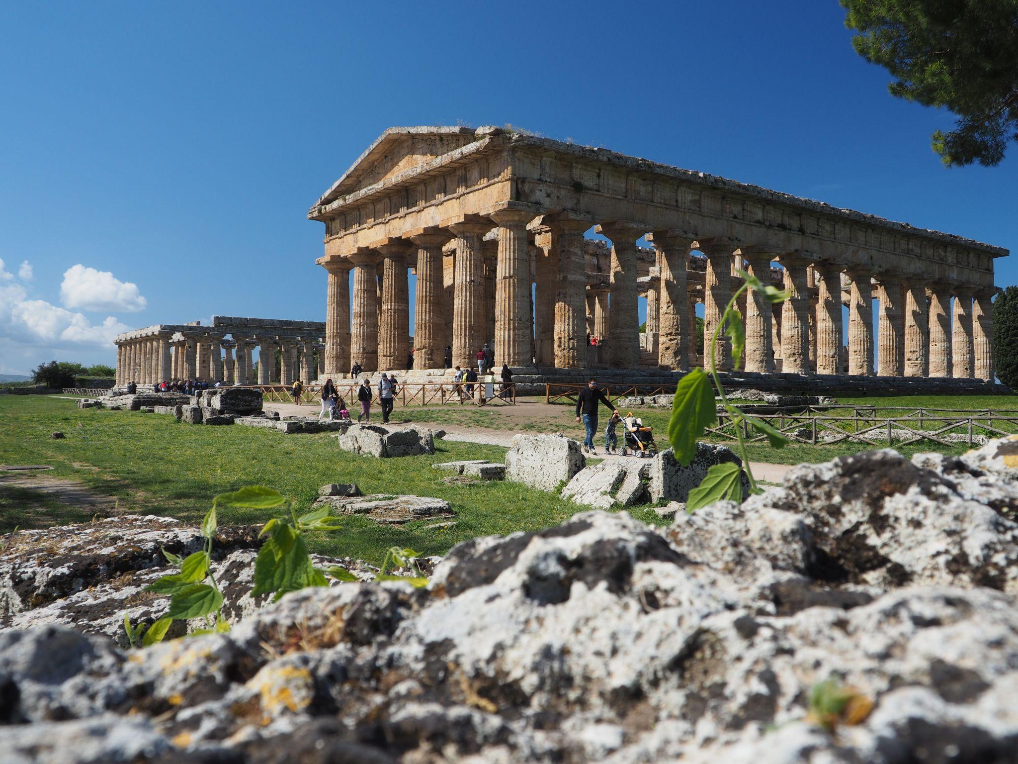 Paestum - Ancient Temple, Italy