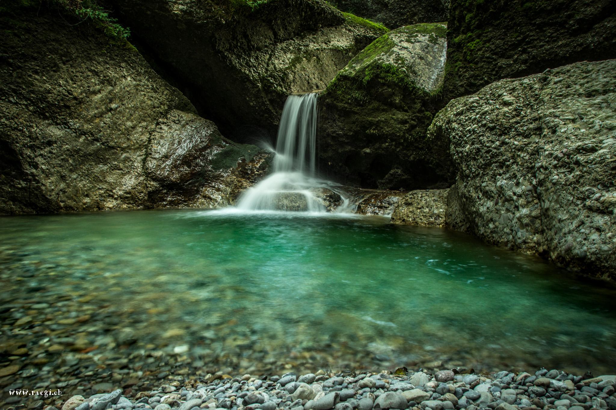 Rossfall, Switzerland