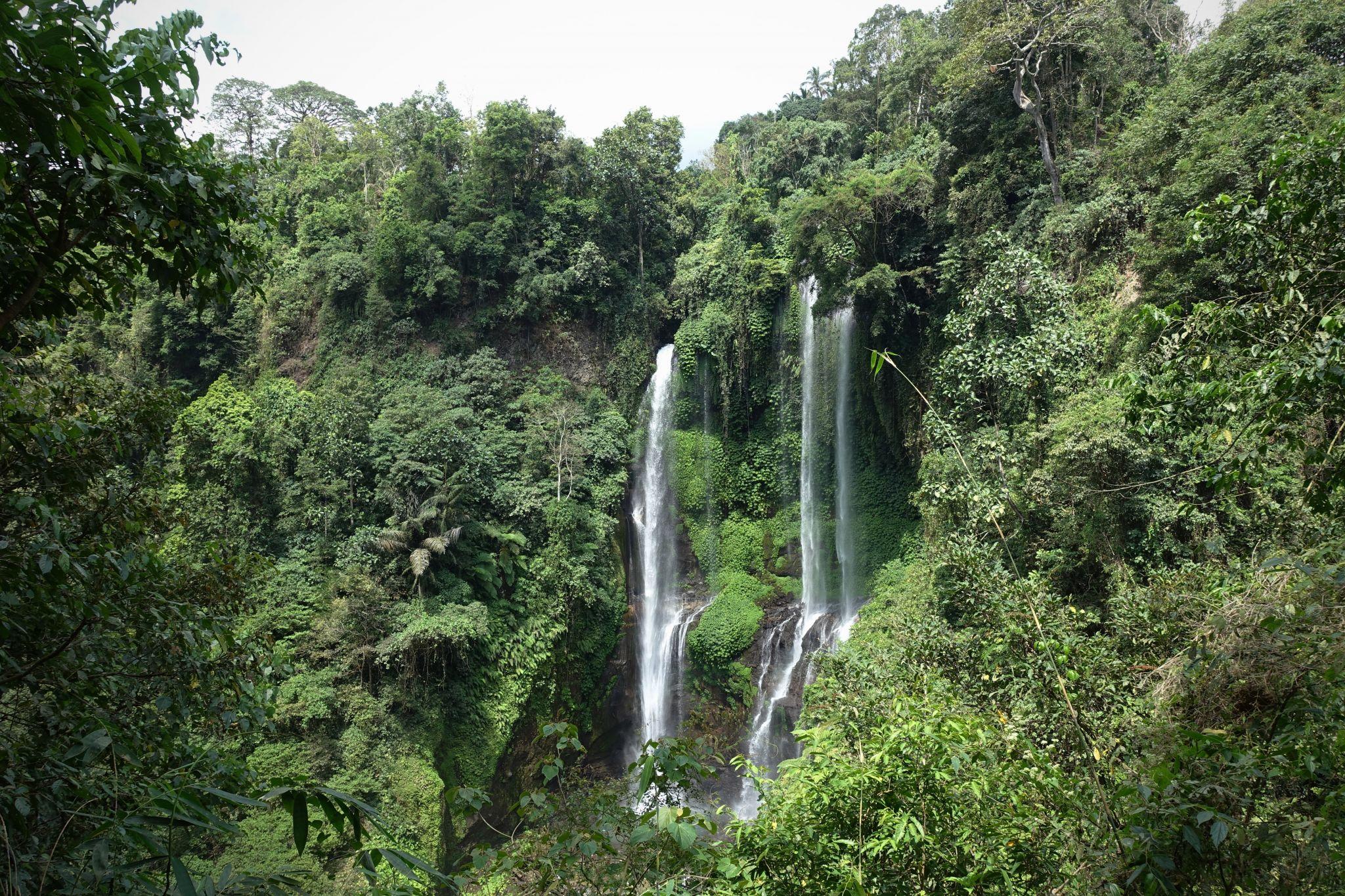 Sekumpul Waterfalls, Bali, Indonesia