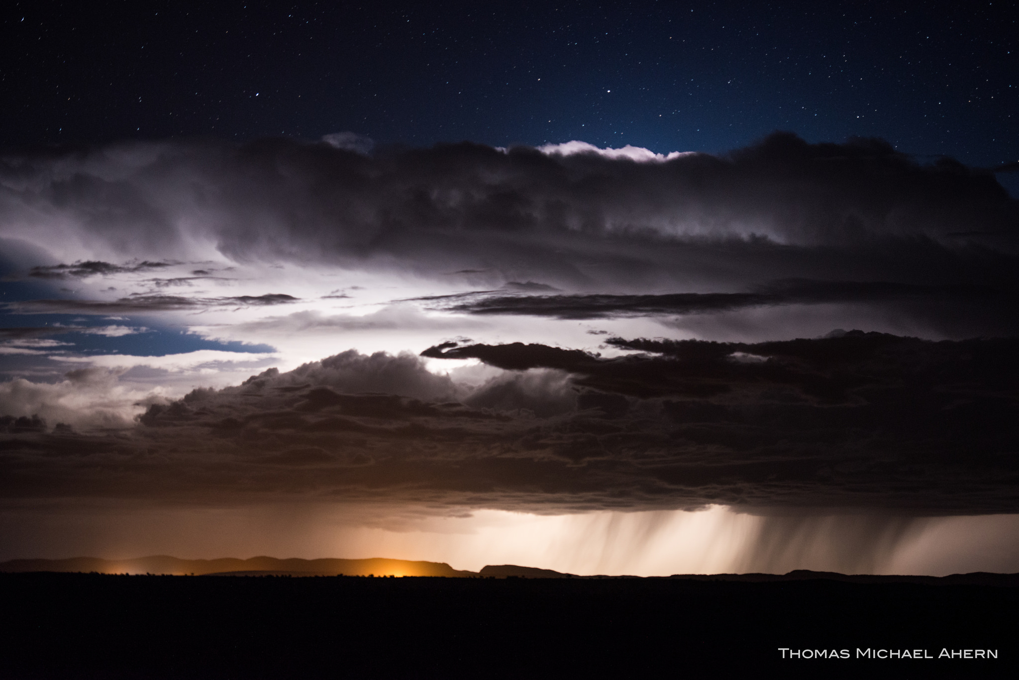 Stormy City, Australia