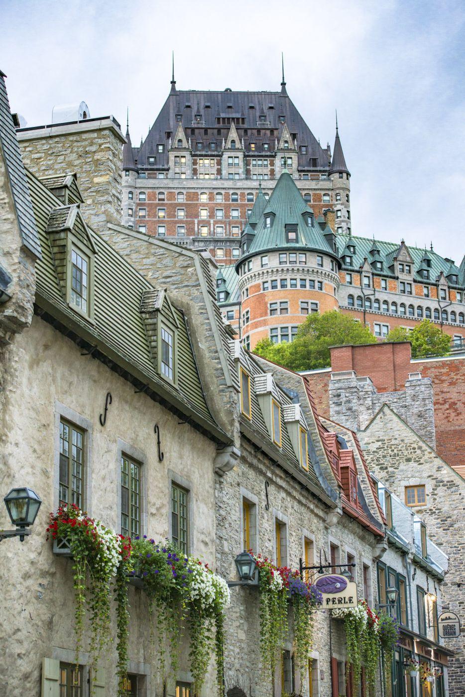 The Frontenac, Canada