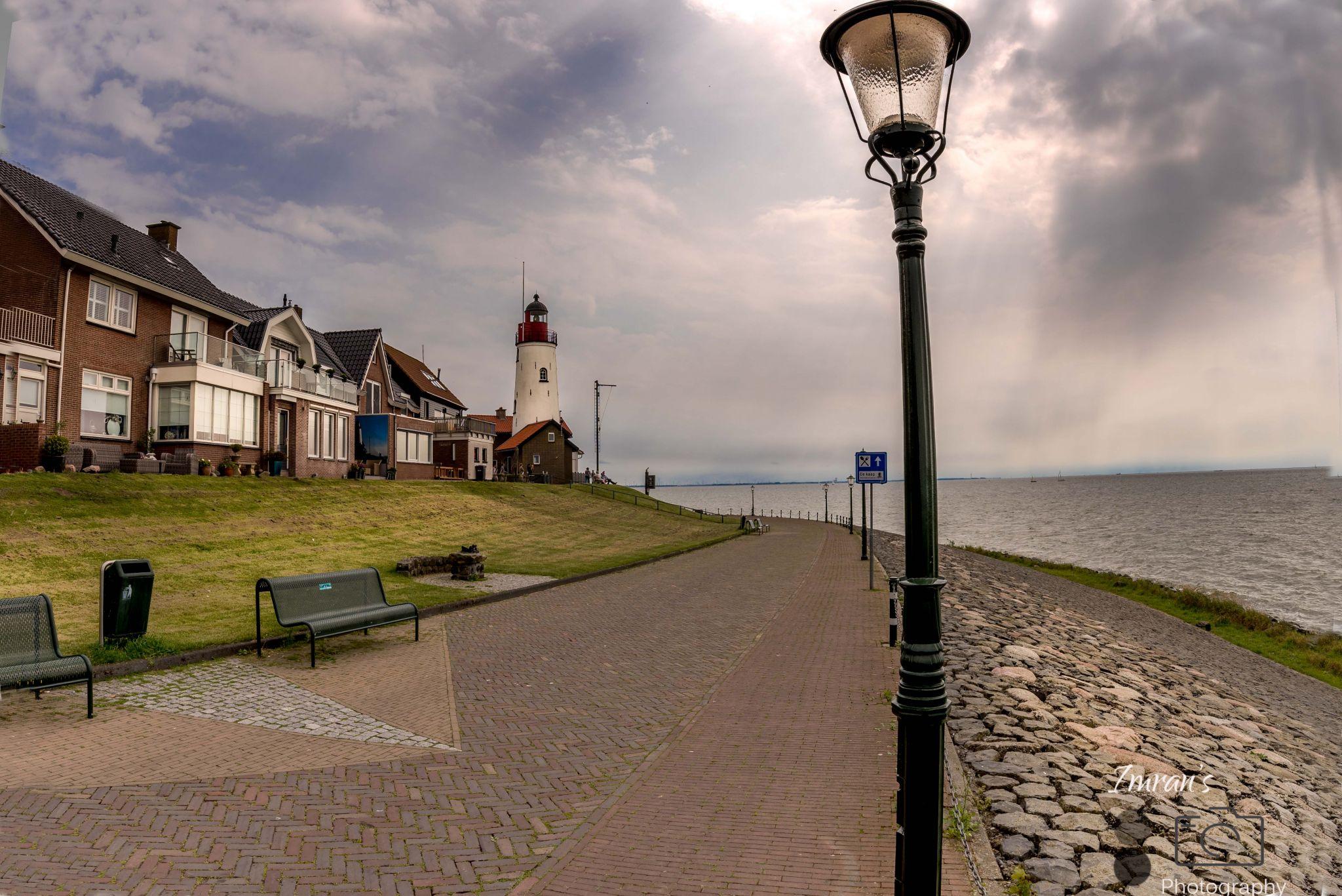 Urk Light House, Netherlands