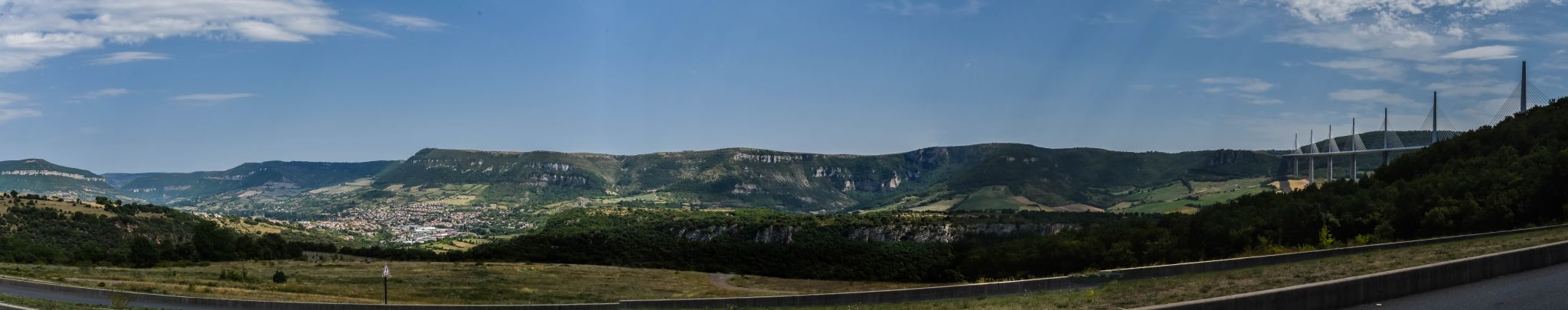 Vallée de Millau, France