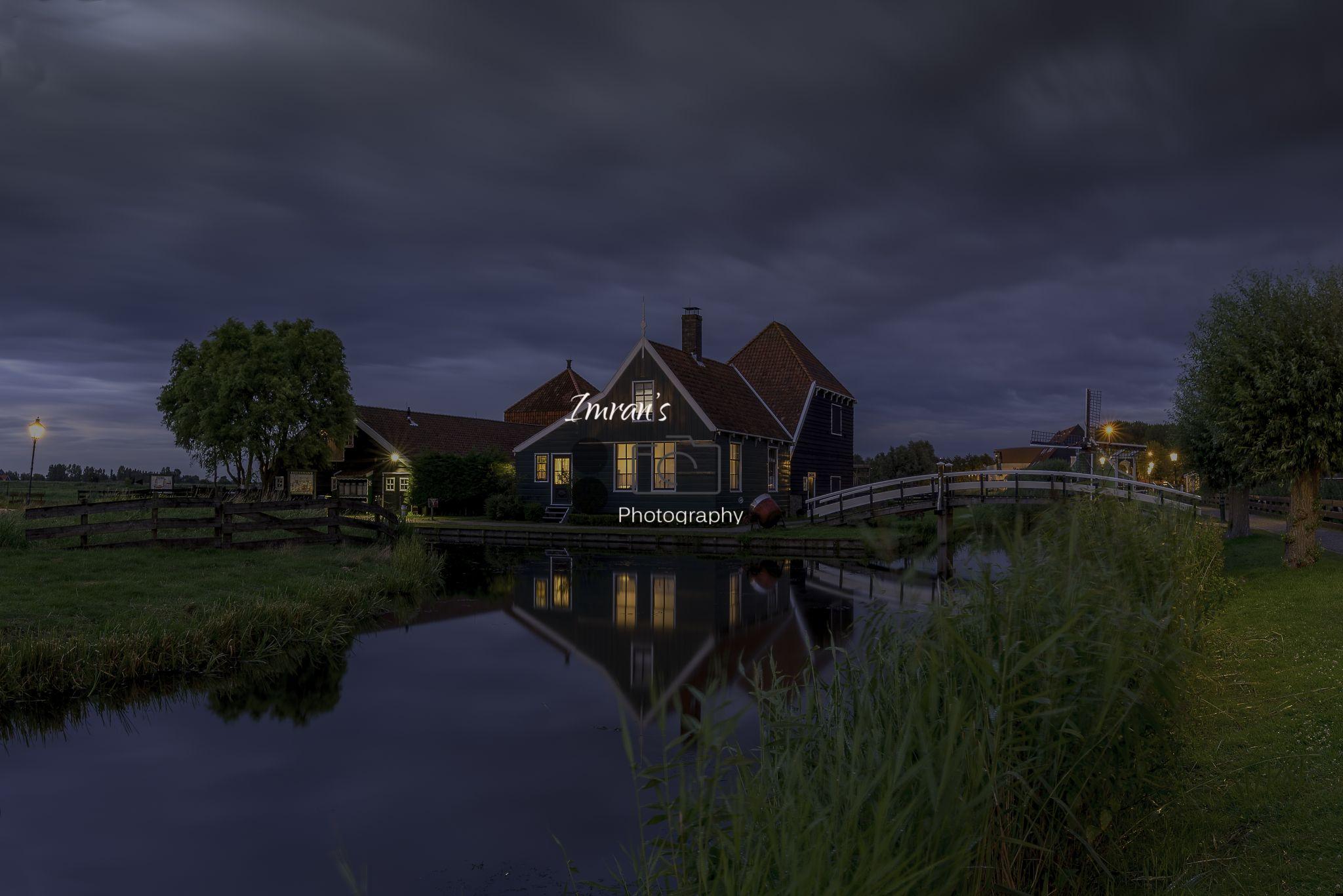 Zaans Schans, Netherlands