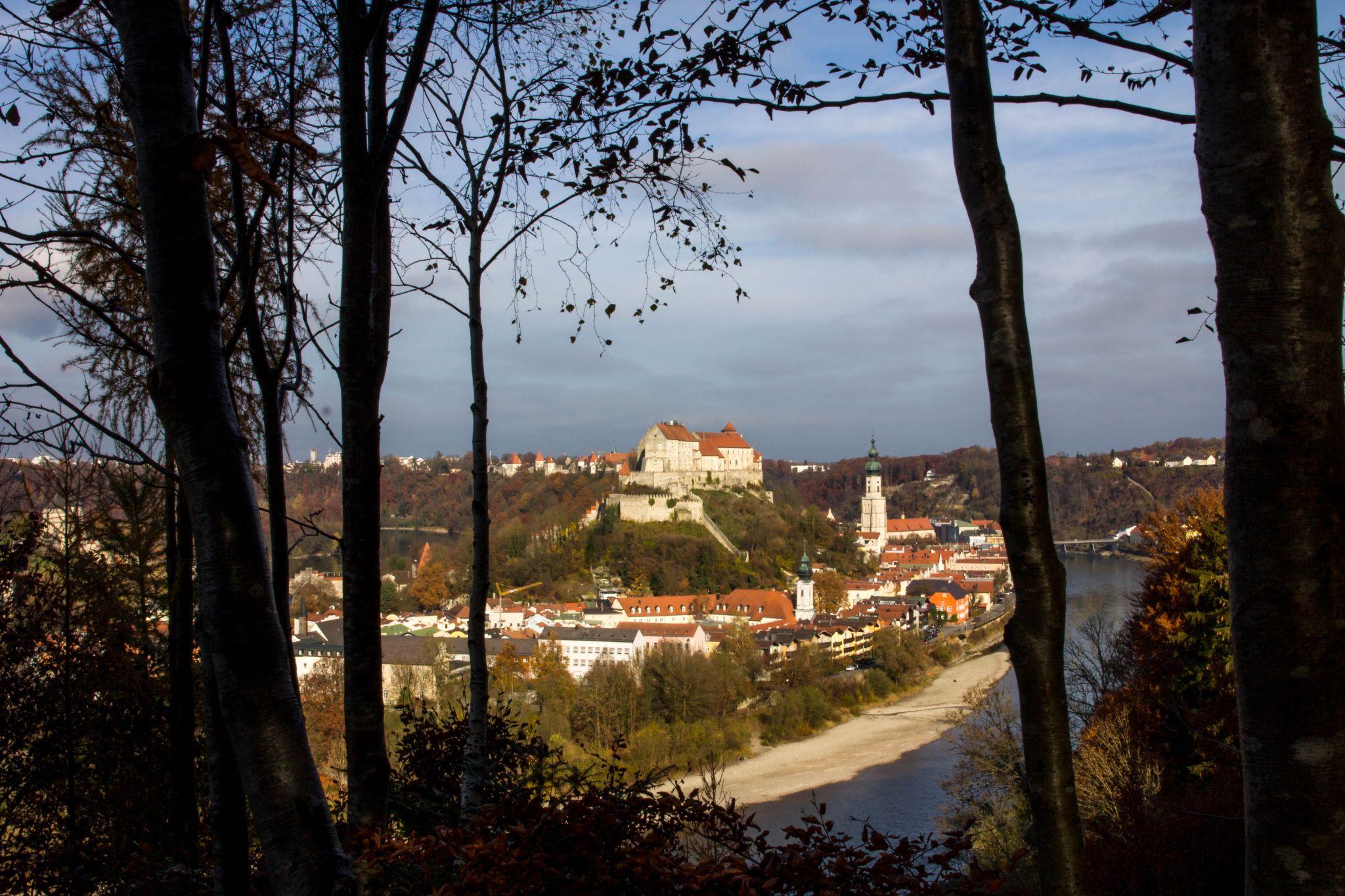Burghausen Castle, Austria