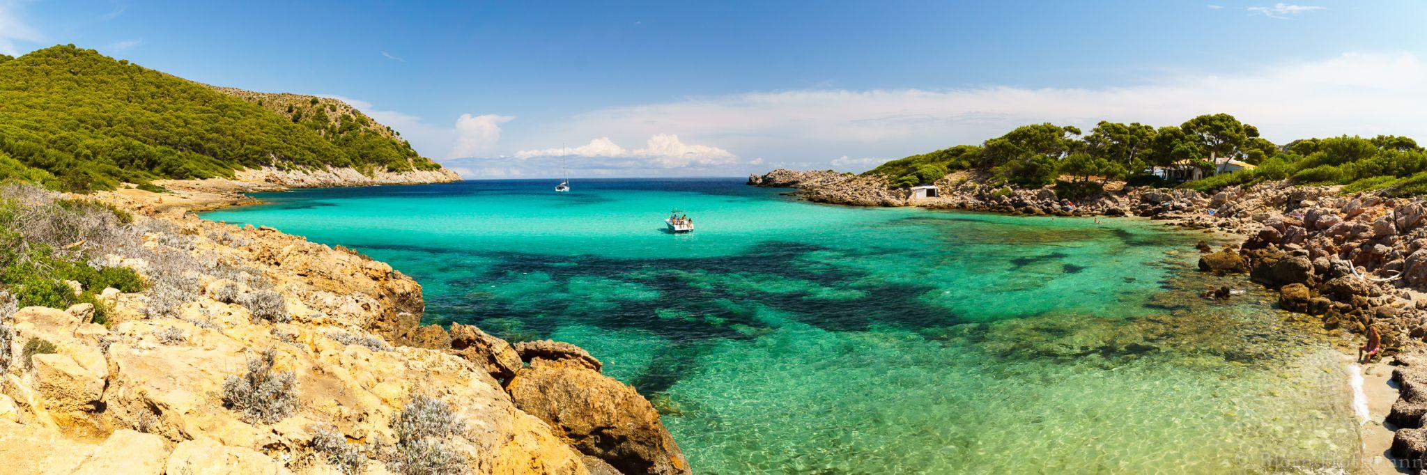 Cala Molto, Mallorca, Spain