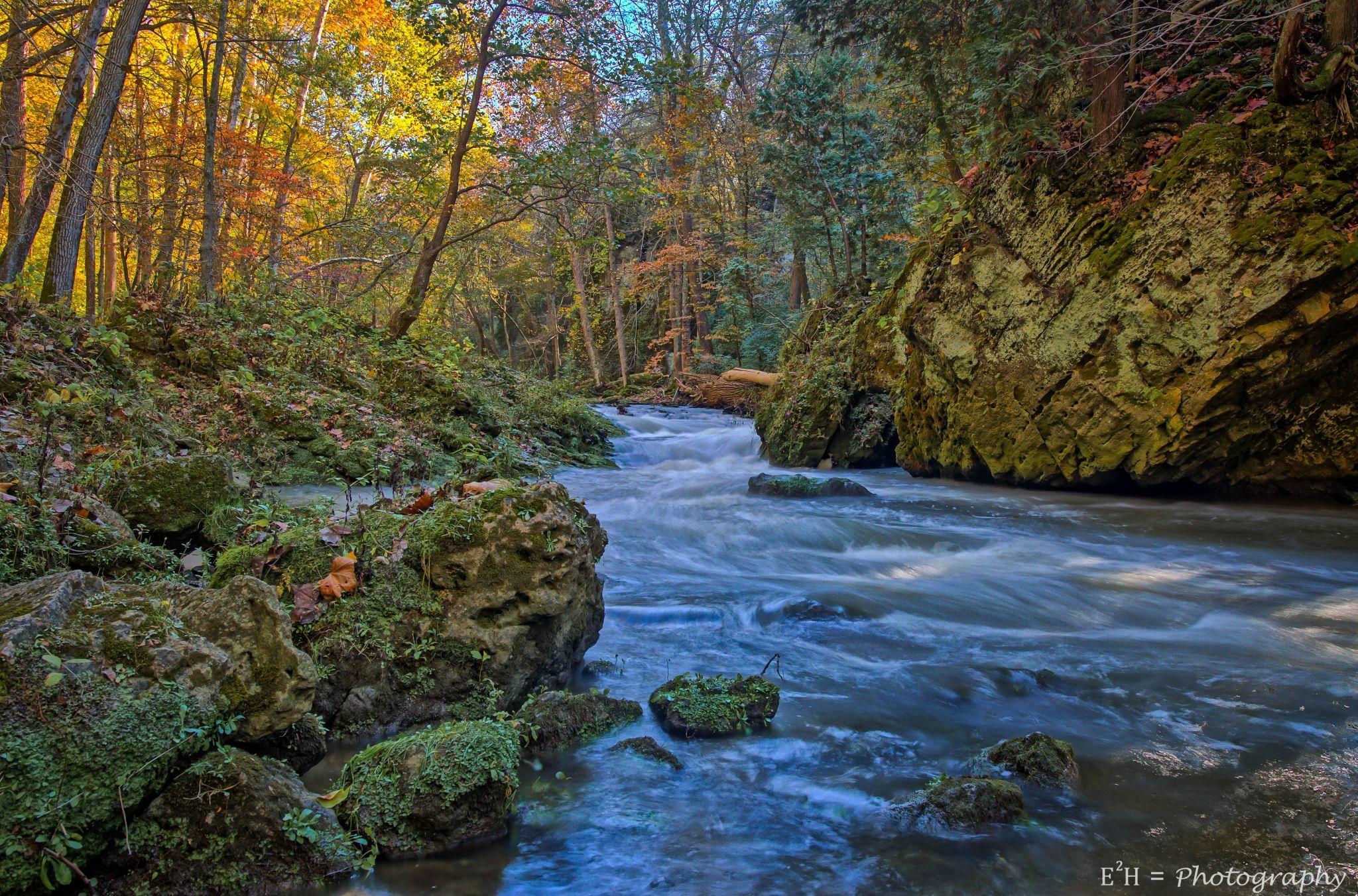 Clifton Gorge - Yellow Springs, Ohio, USA